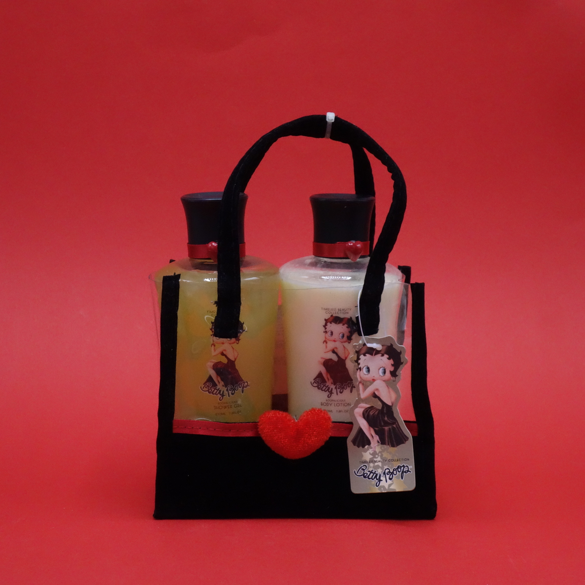 Betty Boop kleines Geschenkset Duschgel Body Lotion