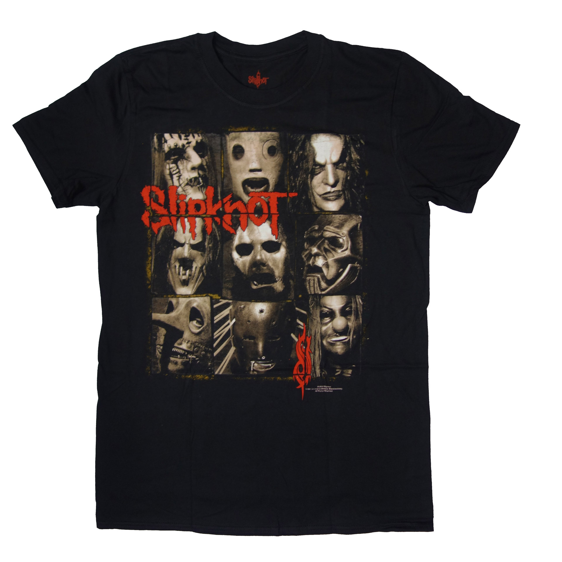 T-Shirt Slipknot