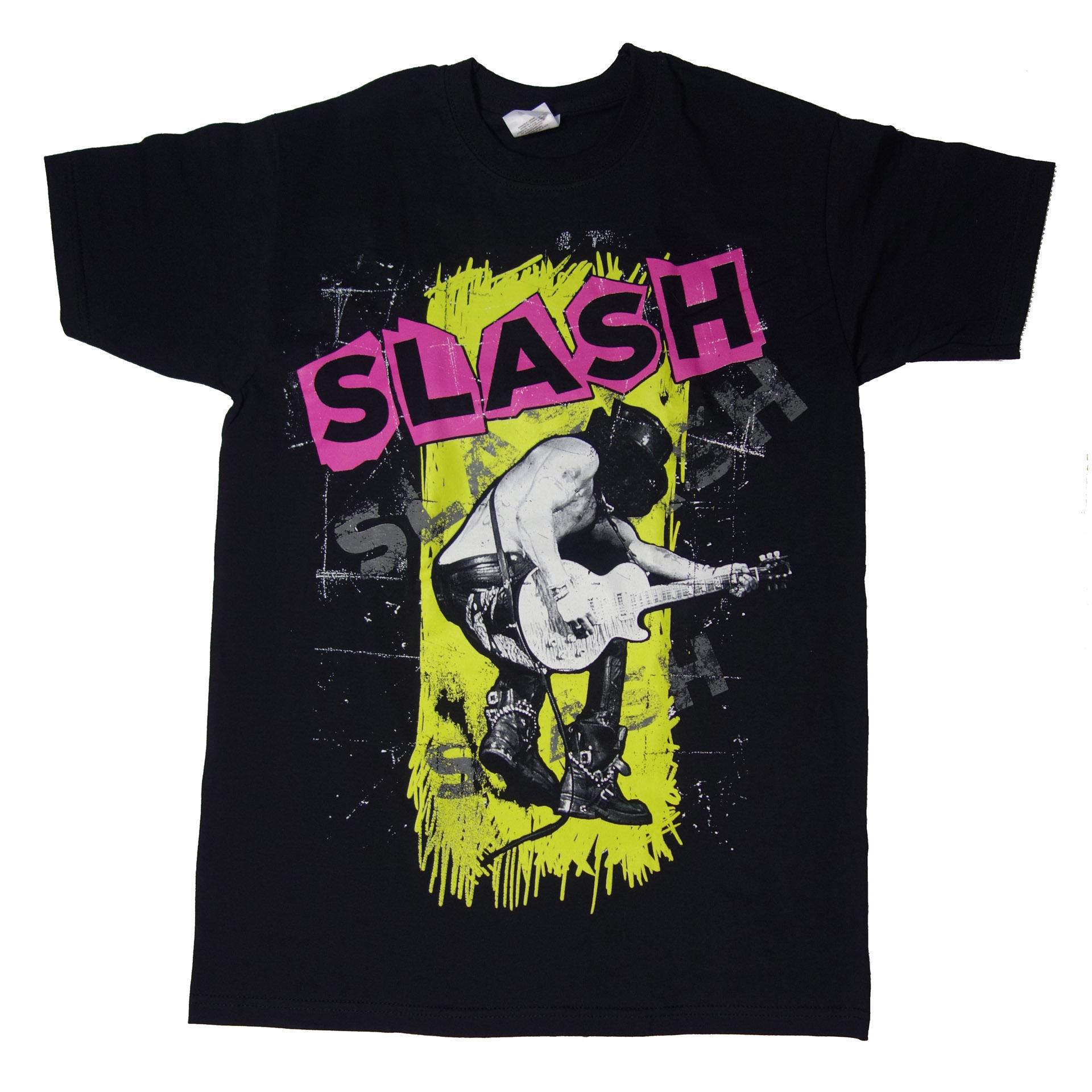 T-Shirt Guns N' Roses Slash