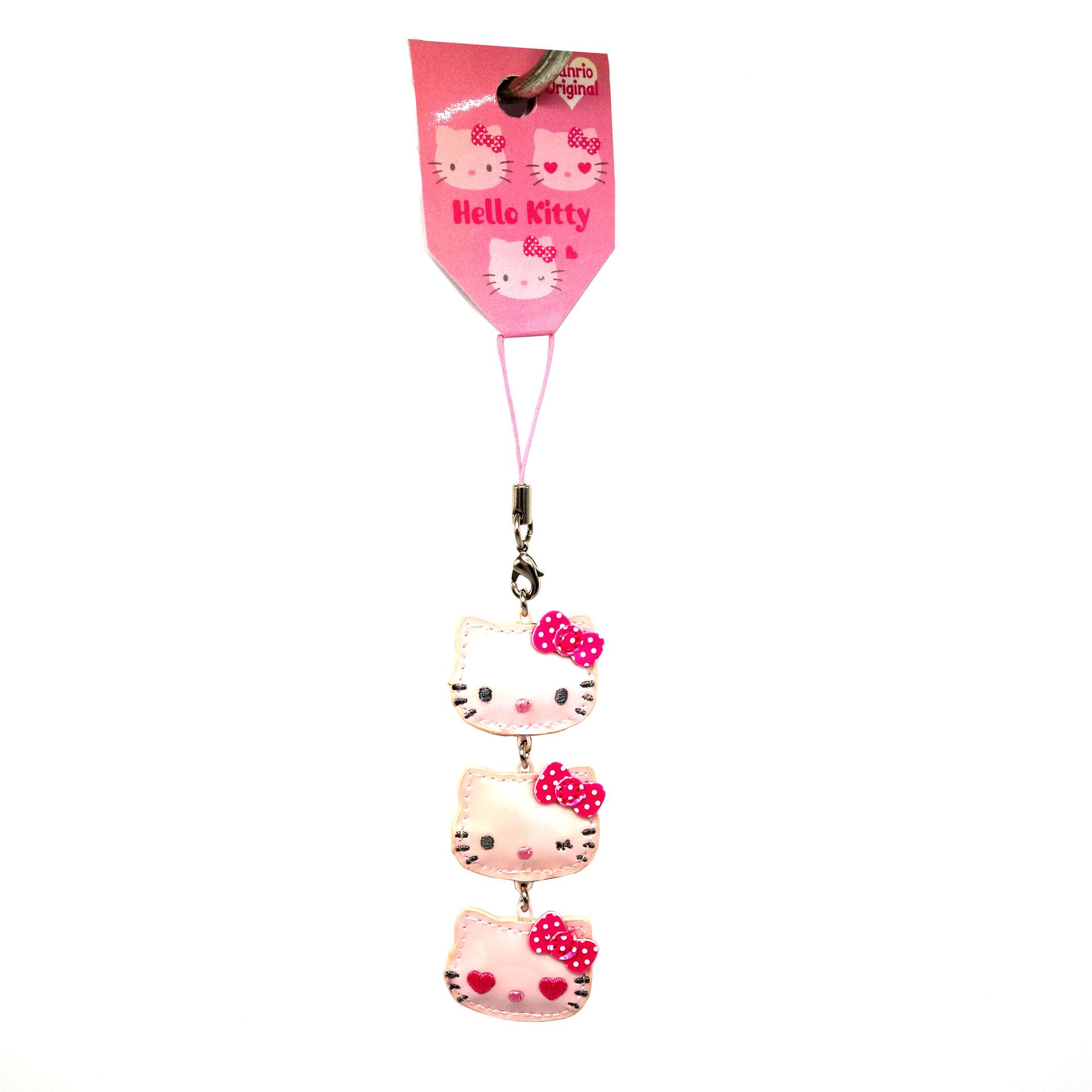 Hello Kitty Anhänger Cellphone Charm