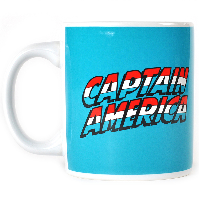 Captain America Tasse Mug