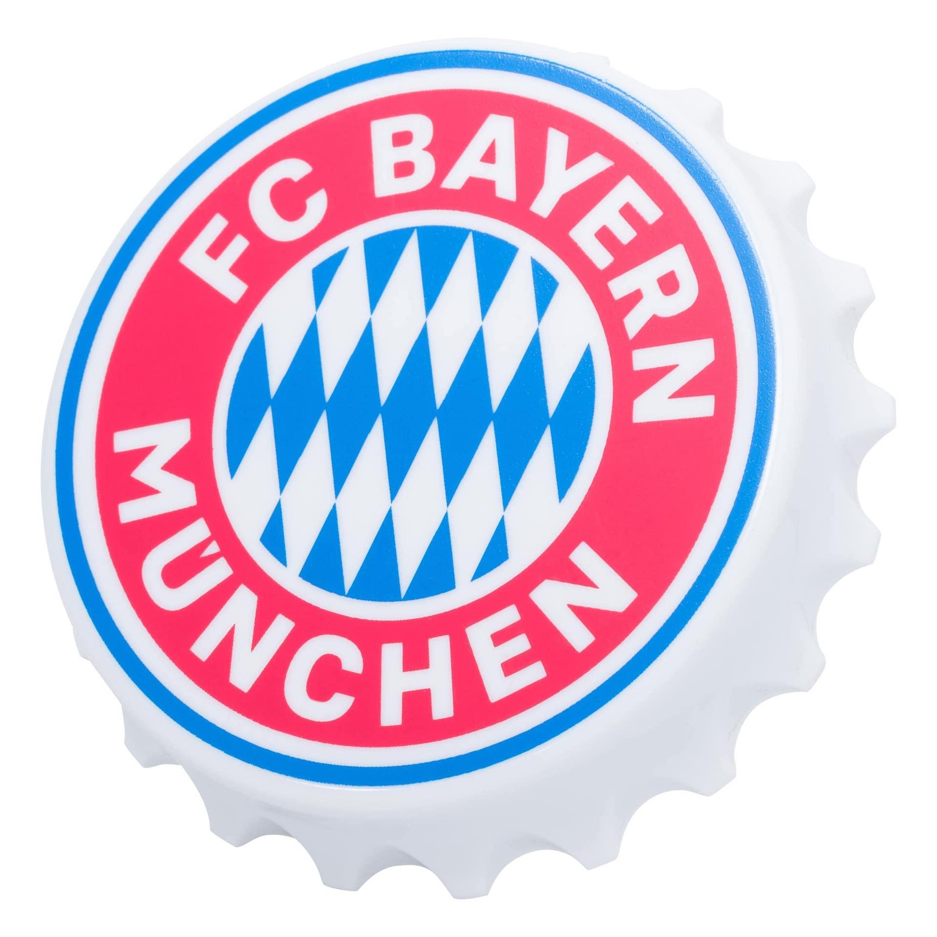FC Bayern Flaschenöffner Kronkorken