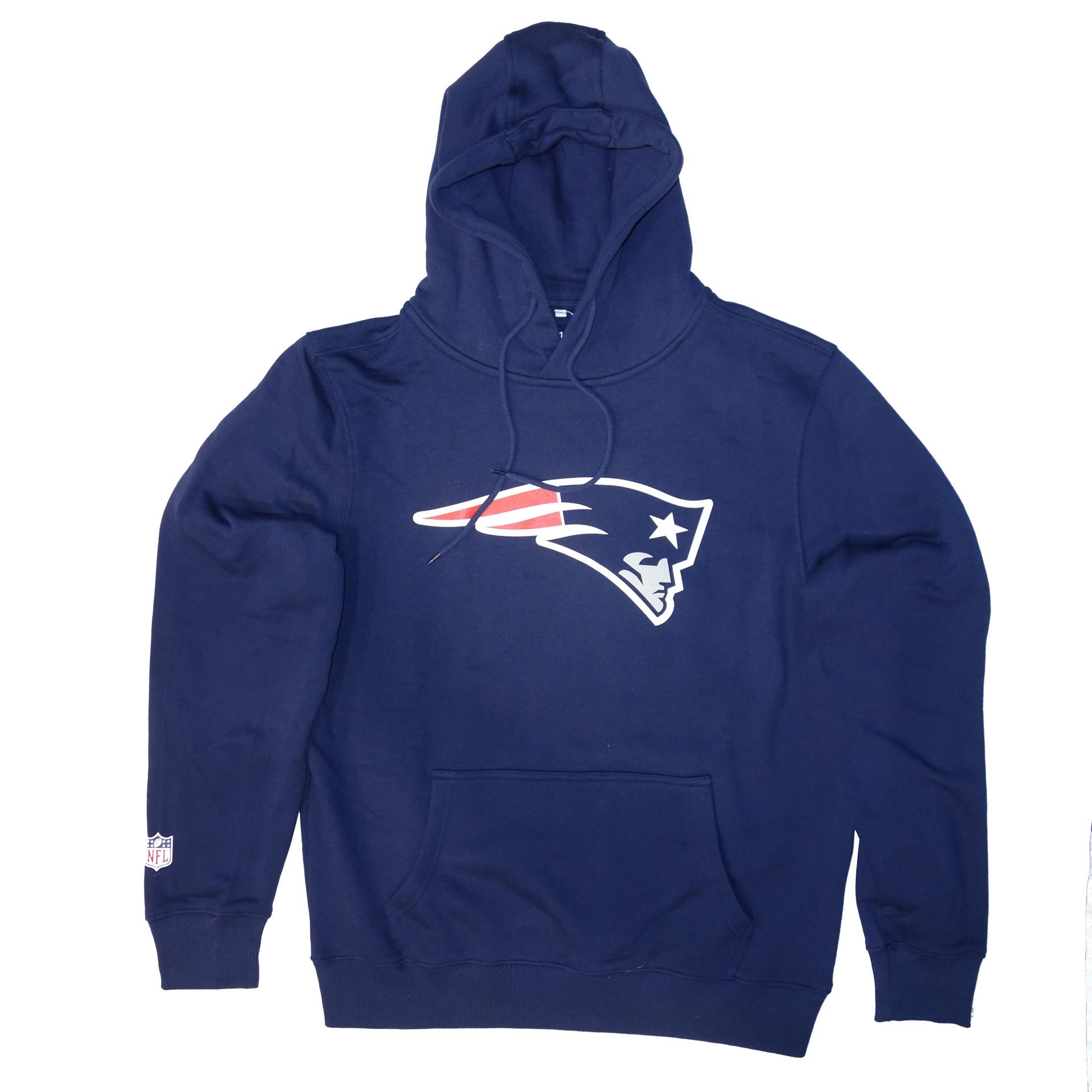 NFL Fanatics Hoodie Kapuzenpullover New England Patriots