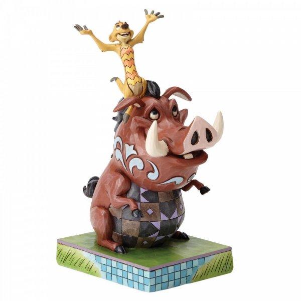 Sammelfigur Disney König der Löwen, Timon & Pumba