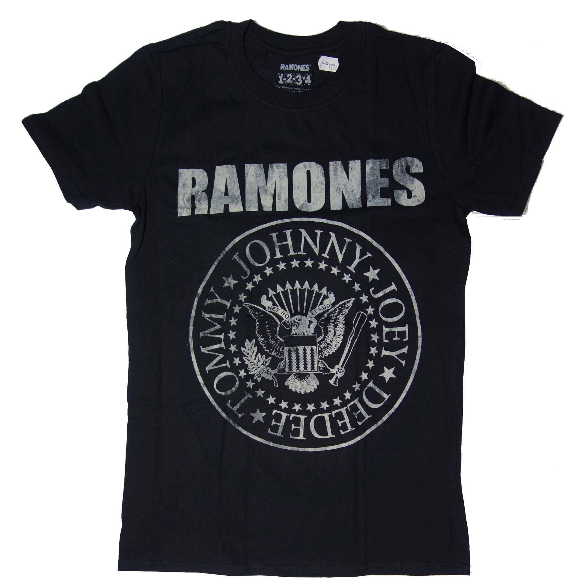 T-Shirt  The Ramones Presidential Seal