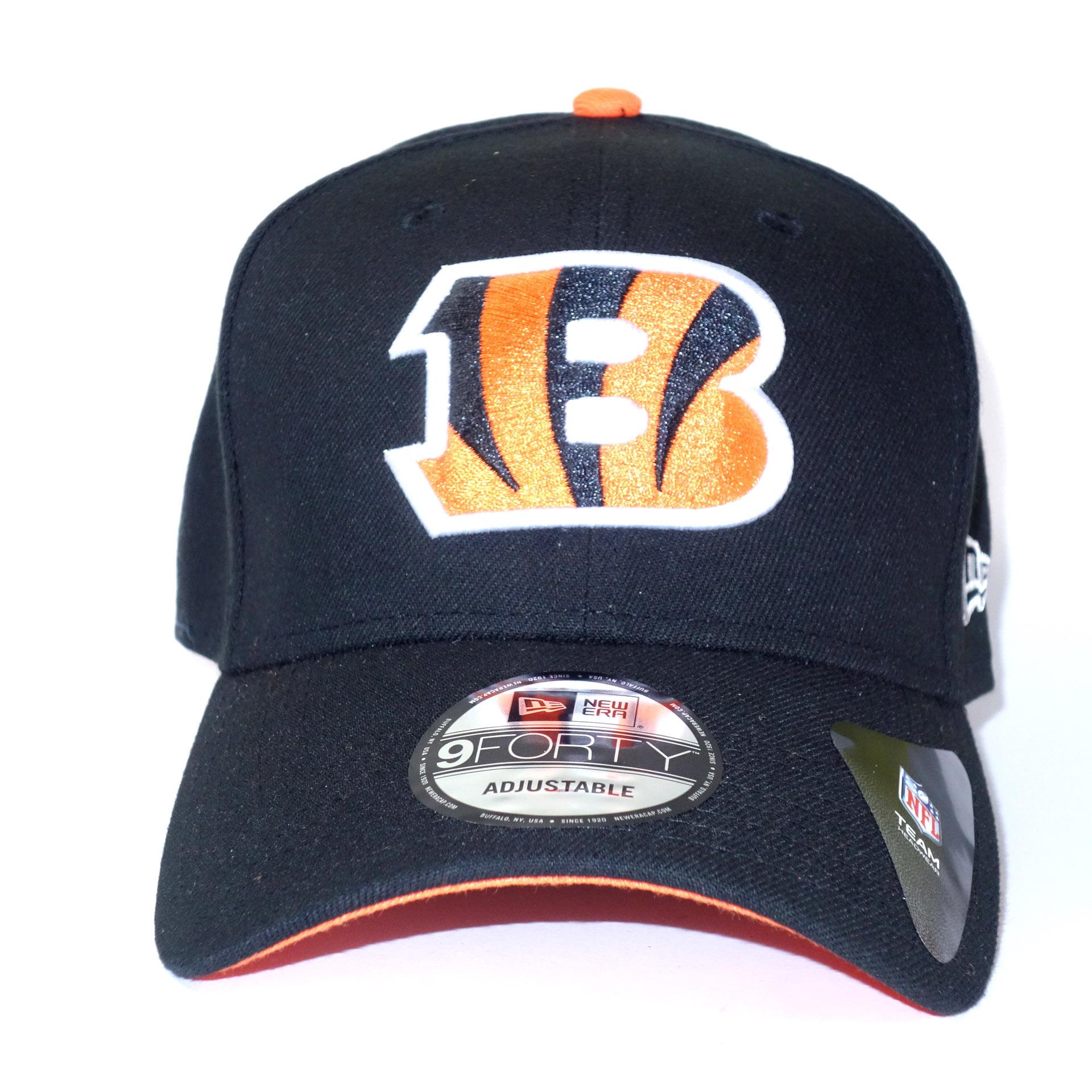 NFL New Era Cap Cincinnati Bengals