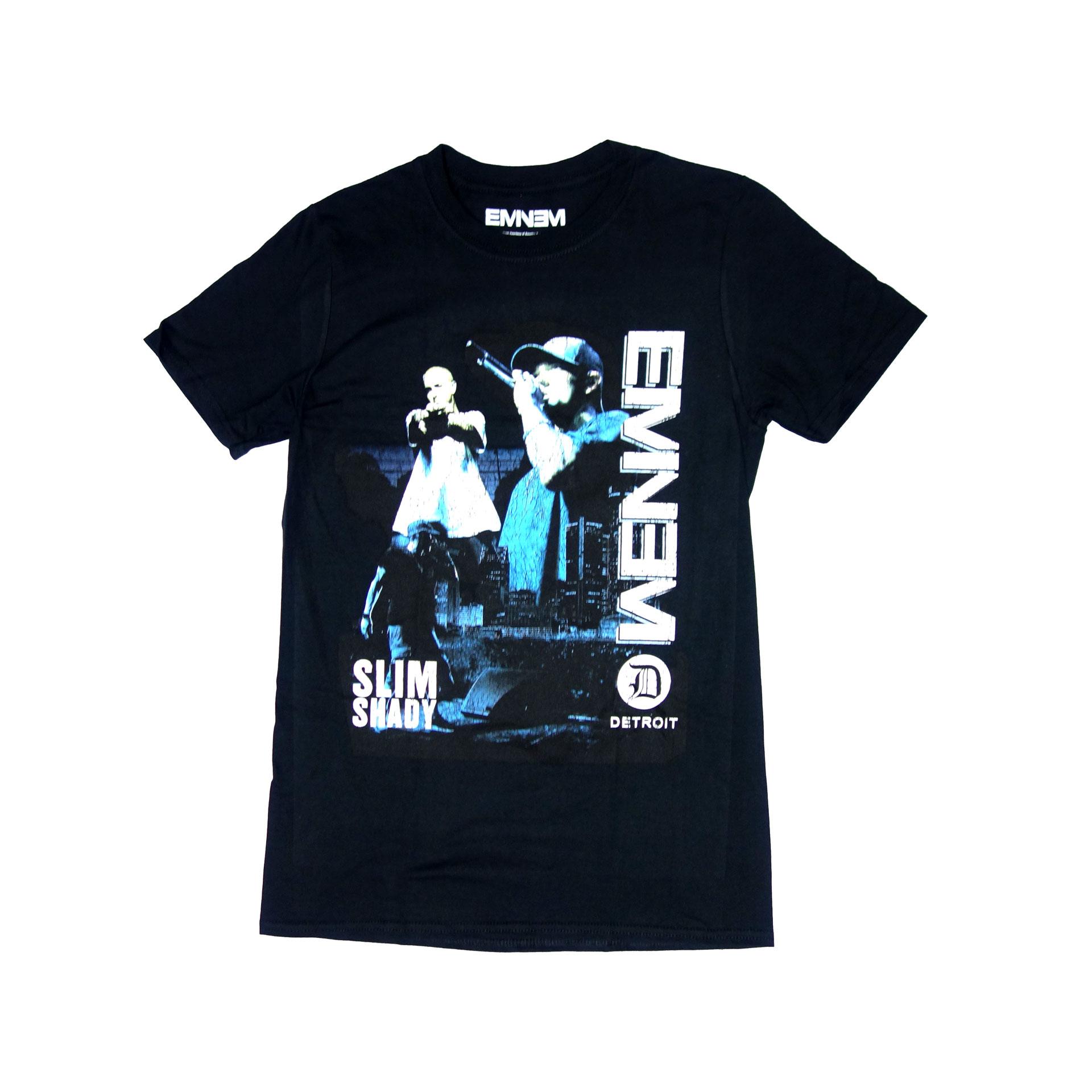 T-Shirt Eminem Detroit