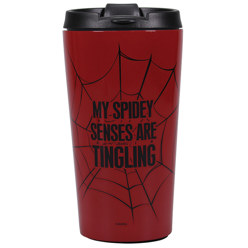 Spiderman Coffee To Go Becher Travel Mug