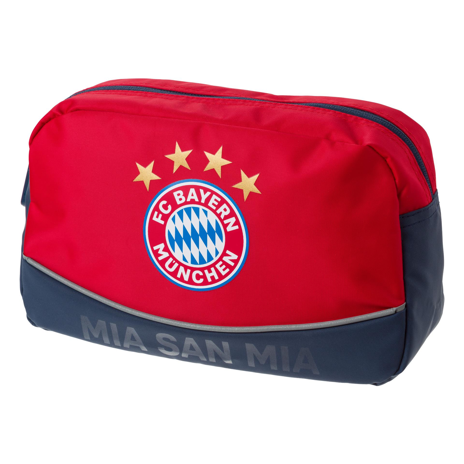 FC Bayern Kulturbeutel Mia San Mia