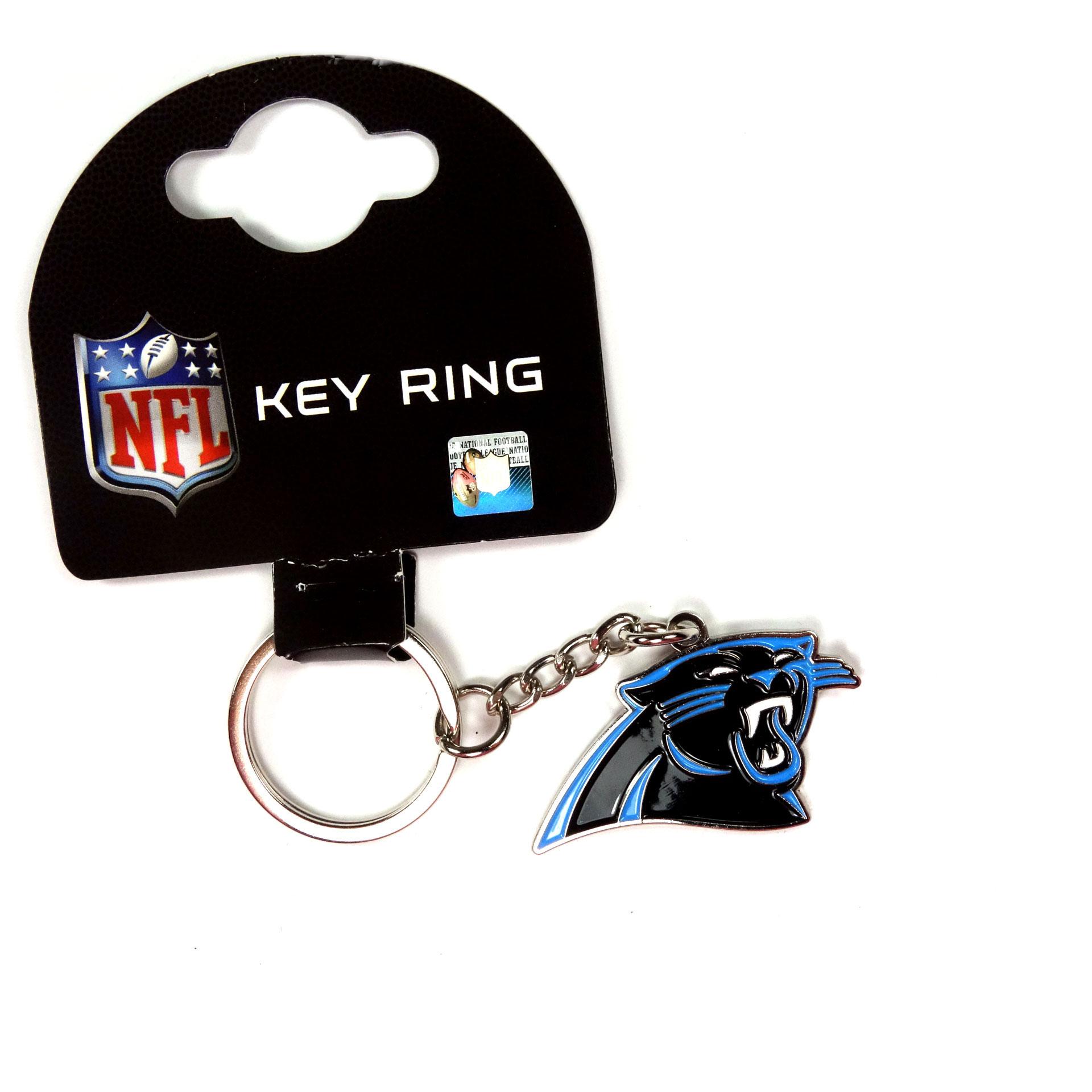 NFL Schlüsselanhänger Carolina Panthers