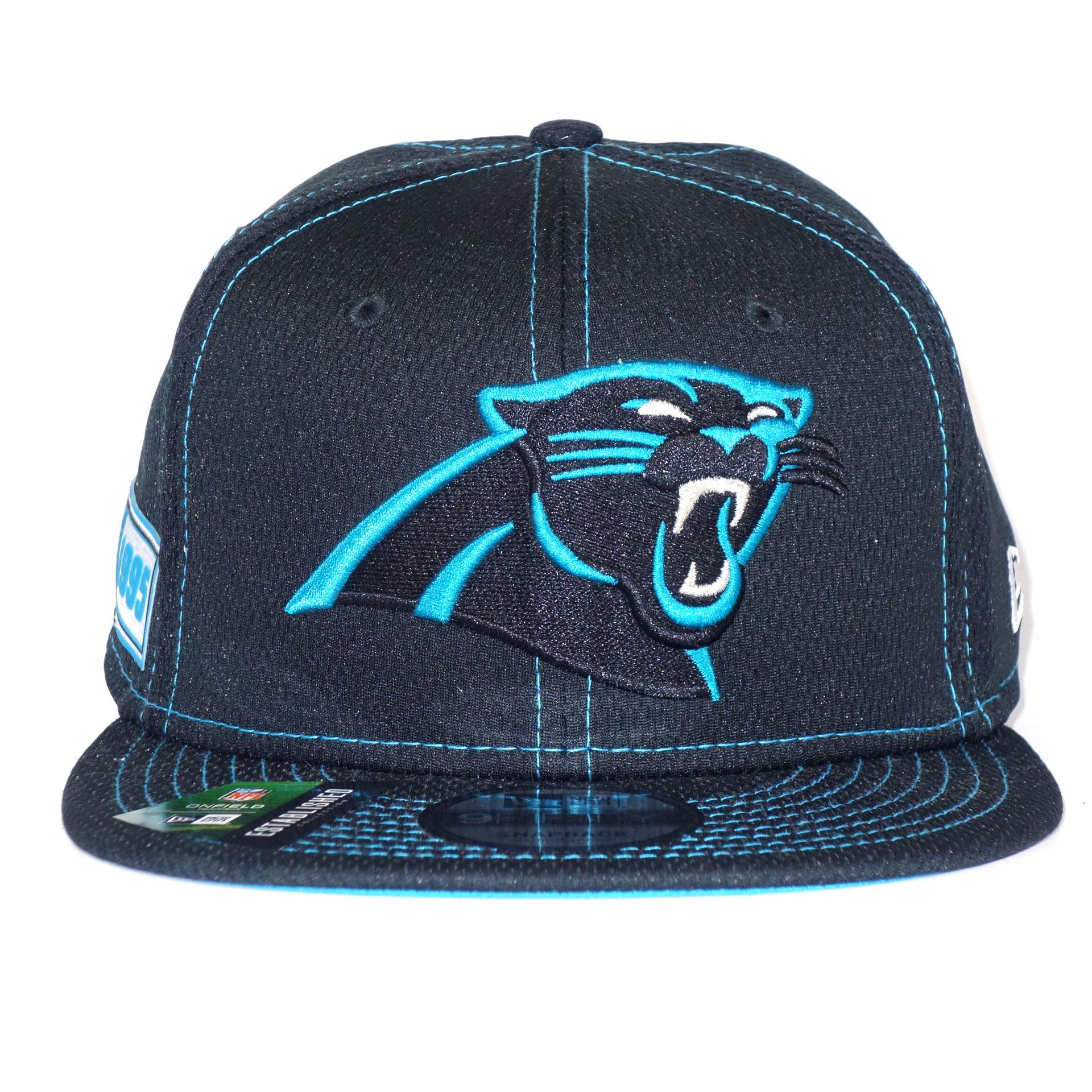 NFL New Era Cap Carolina Panthers