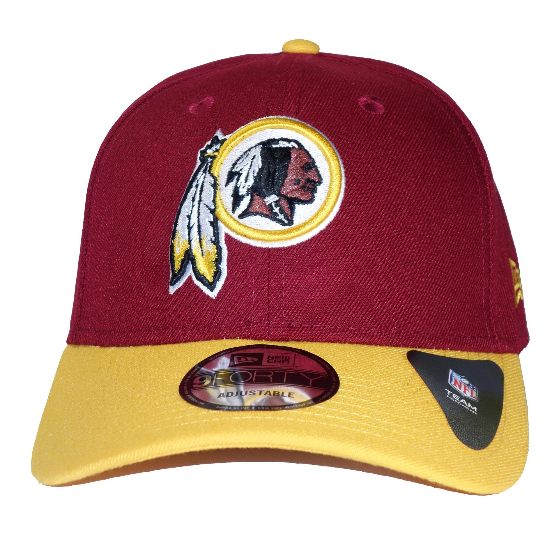 NFL New Era Cap Washington Redskins