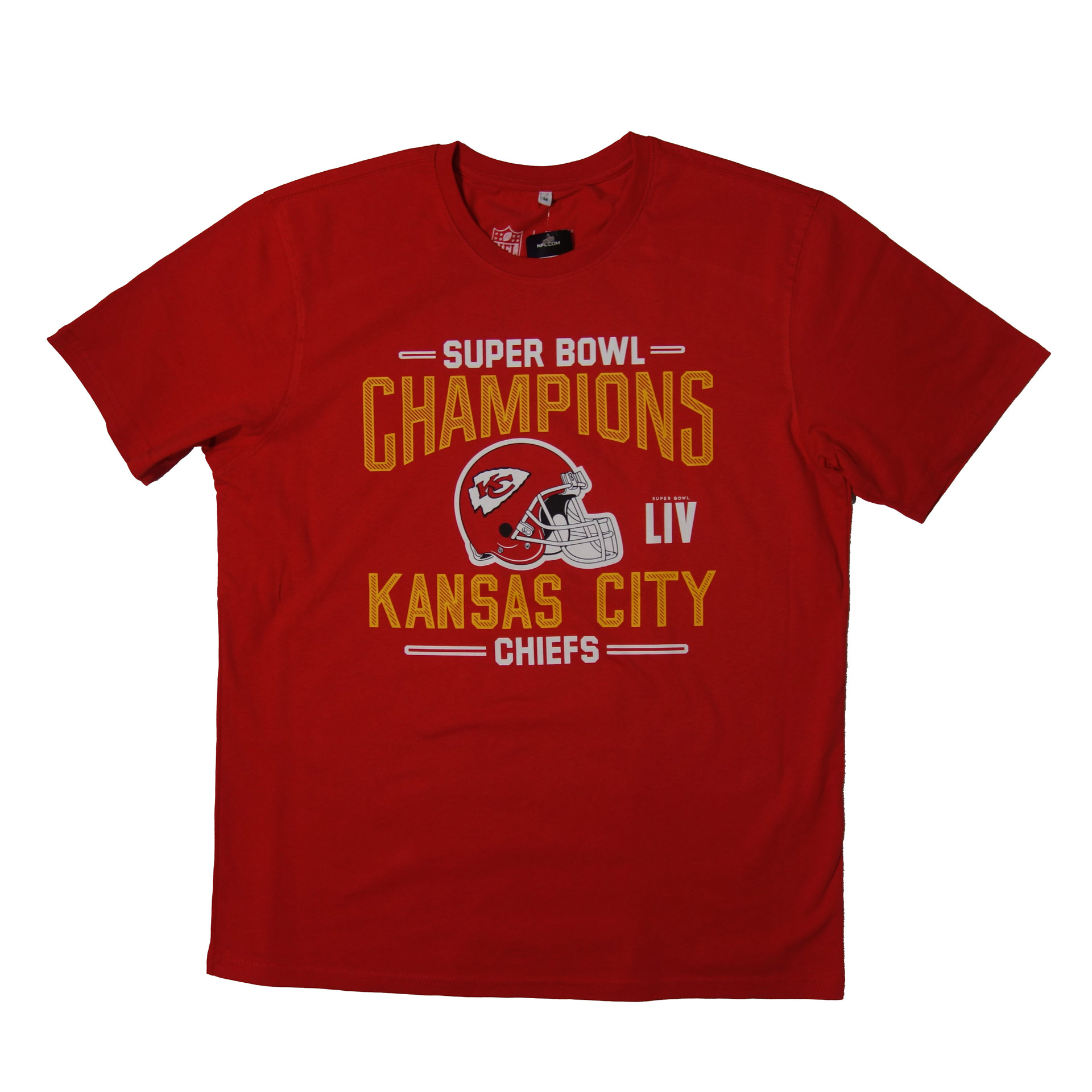 NFL T-Shirt Kansas City Chiefs Super Bowl Champion
