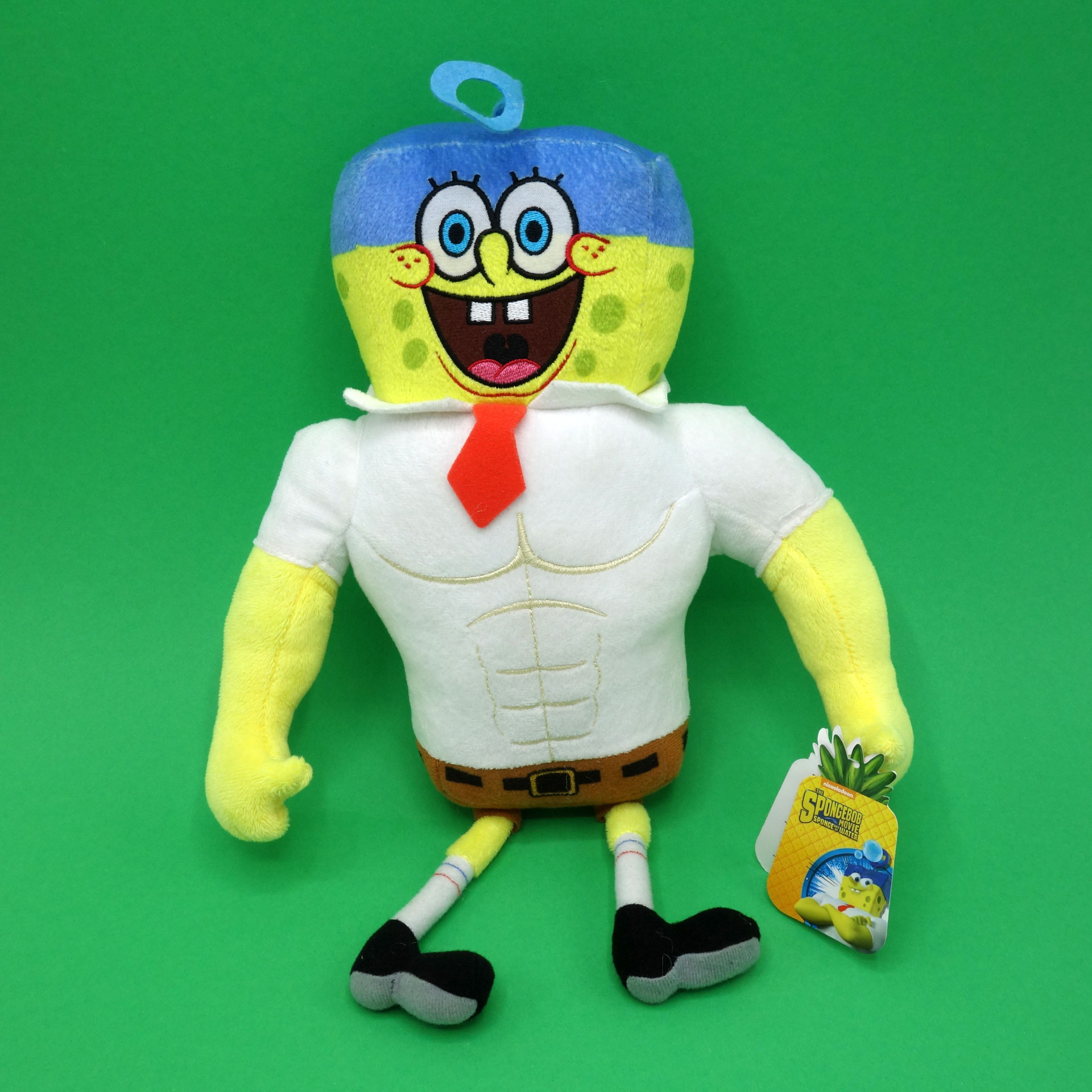 SpongeBob Schwammkopf Plüsch Bodybuilder