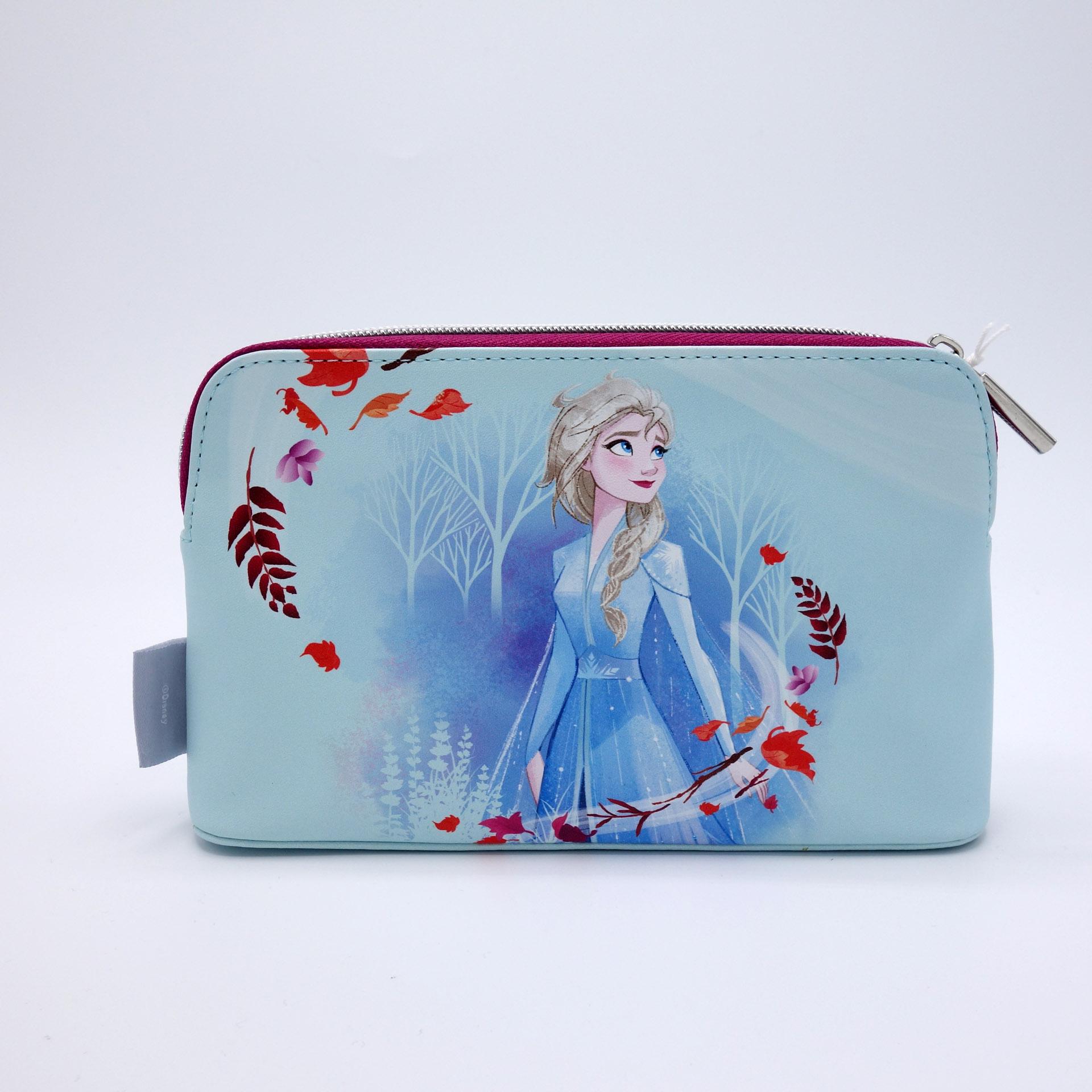 Disney Frozen Die Eiskönigin Kosmetik Tasche Elsa
