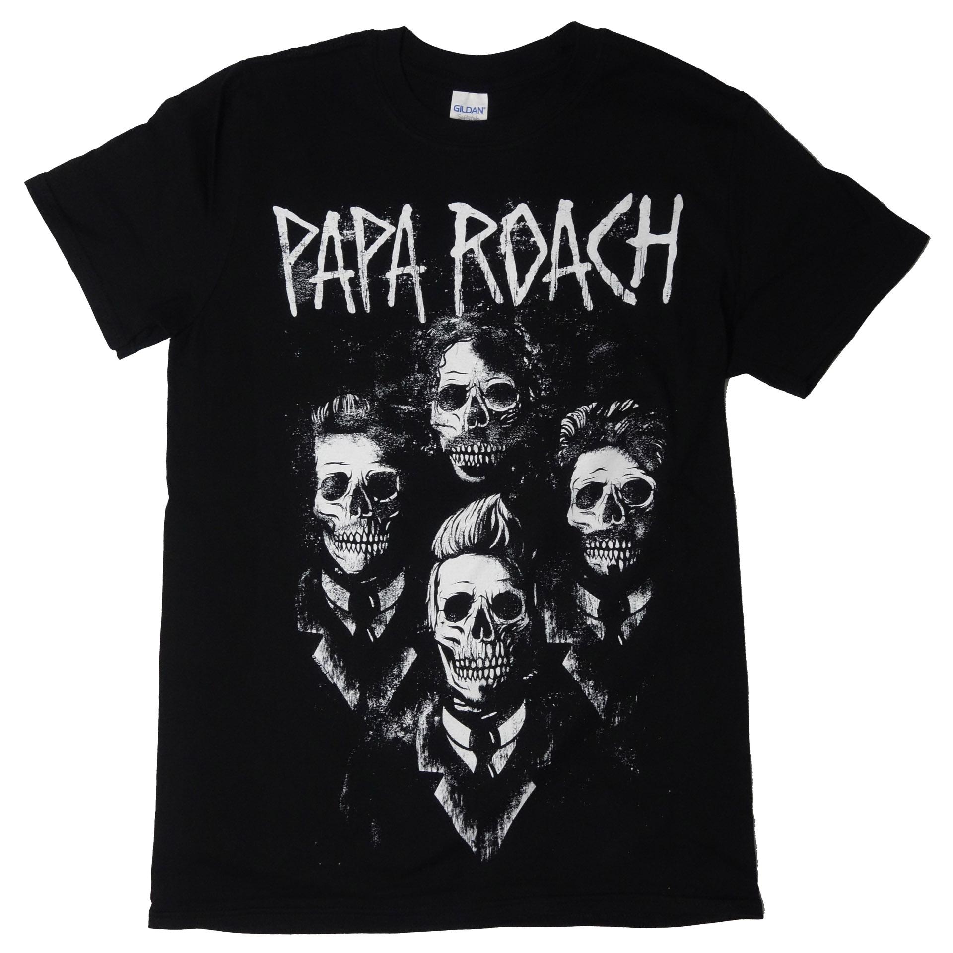 T-Shirt Papa Roach