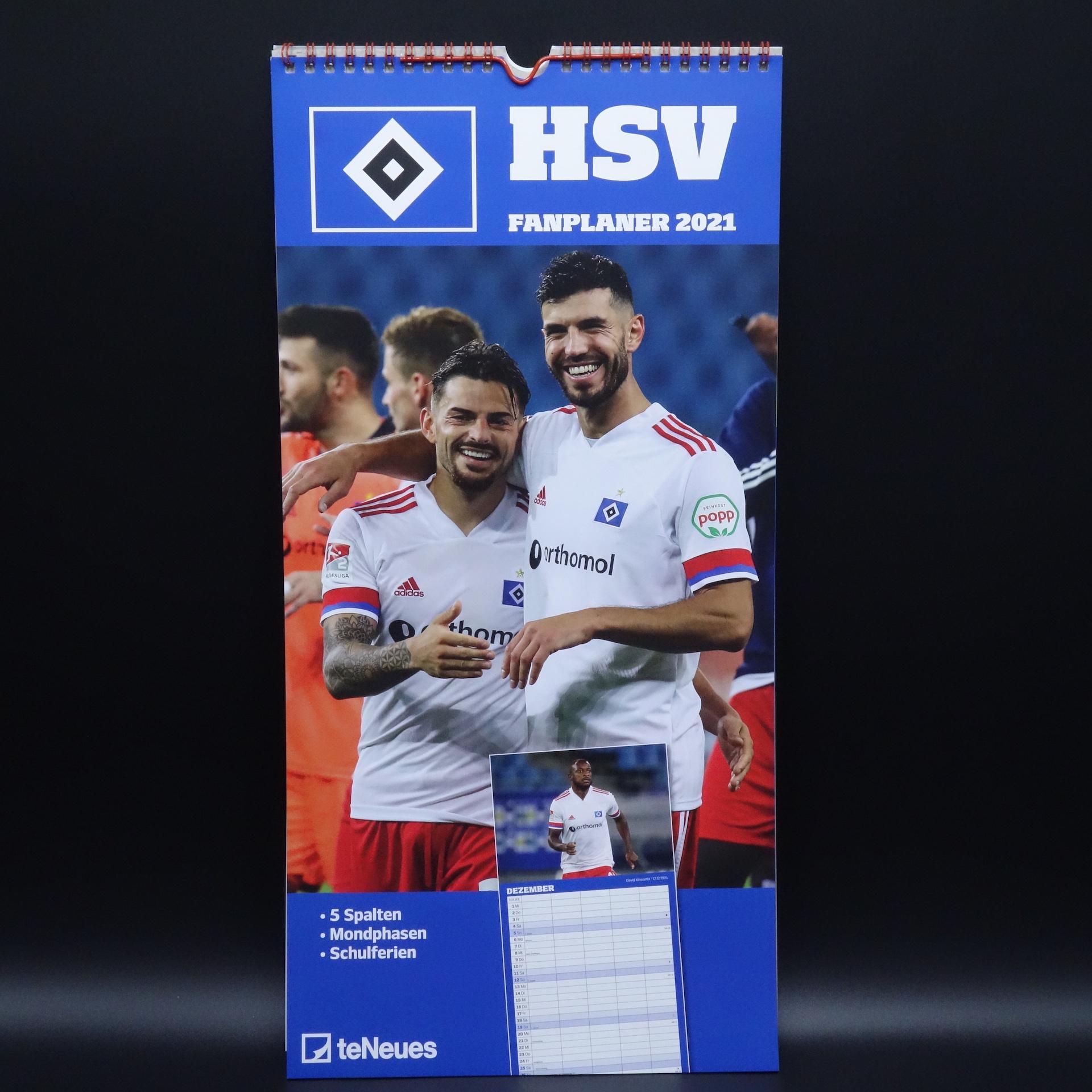 HSV Fanplaner 2021