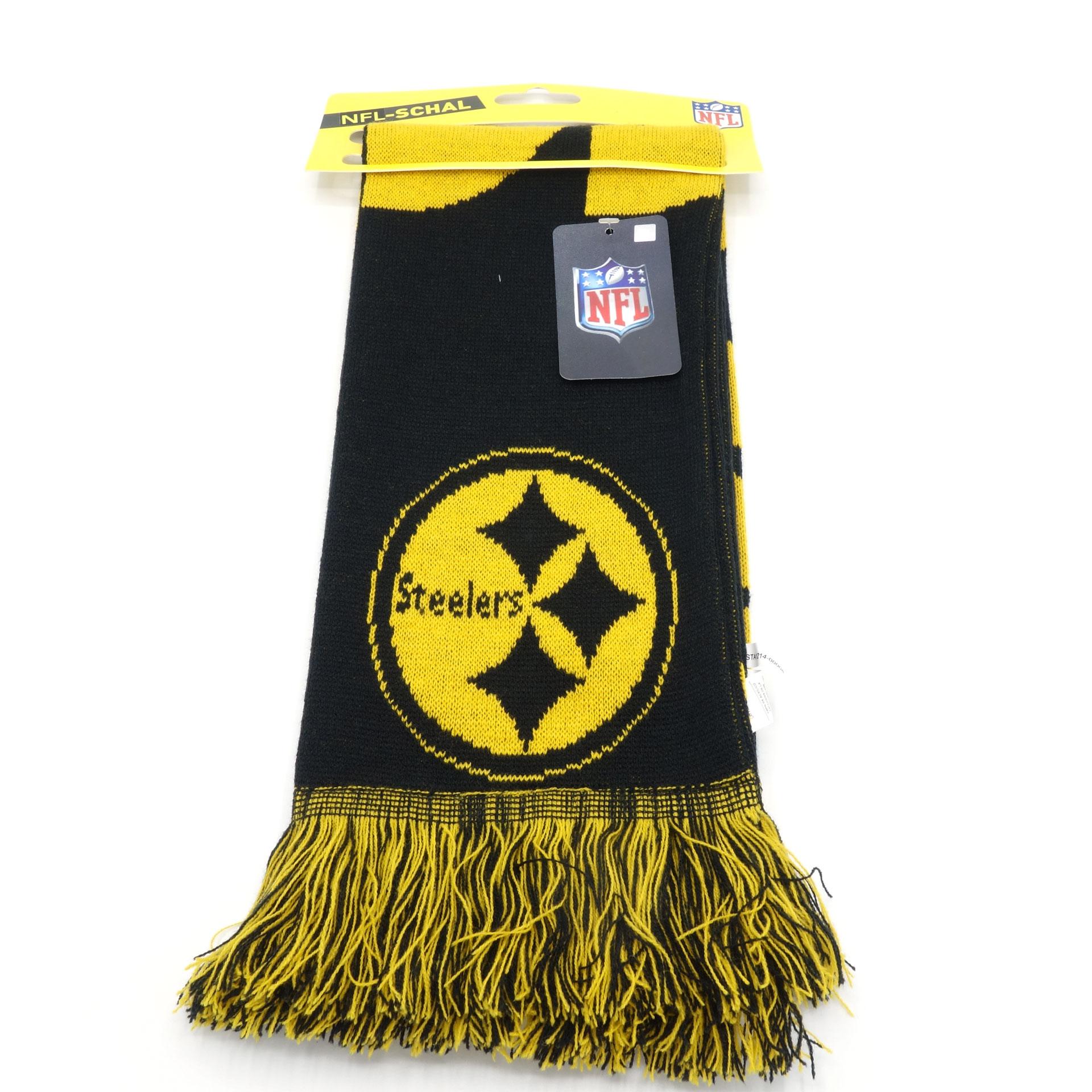 NFL Schal Pittsburgh Steelers