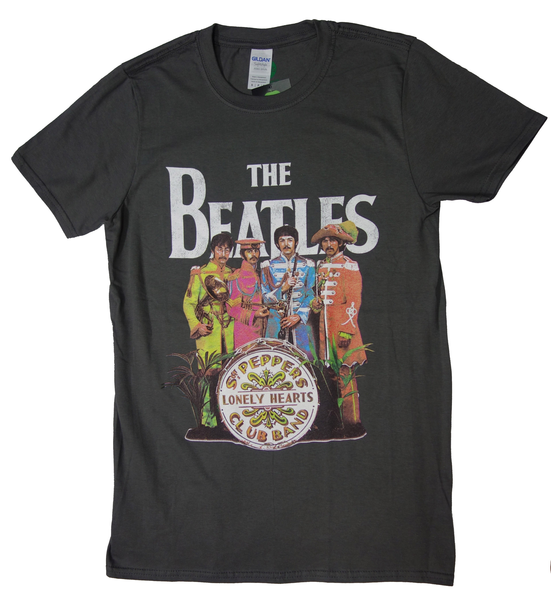 T-Shirt The Beatles SGT Lonely Hearts Club Band
