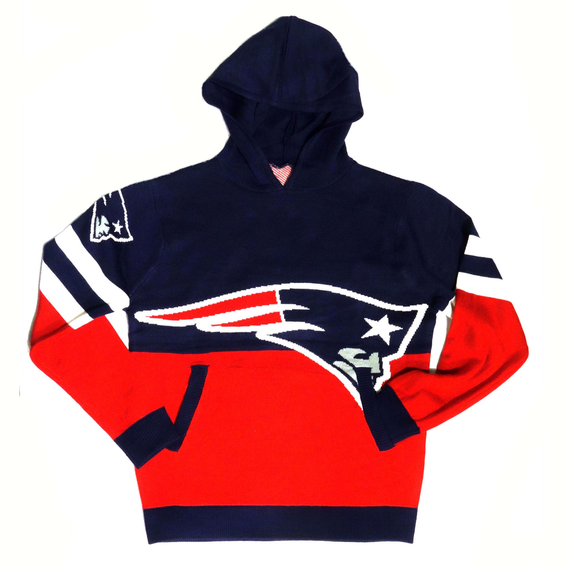 NFL Kapuzenpullover New England Patriots