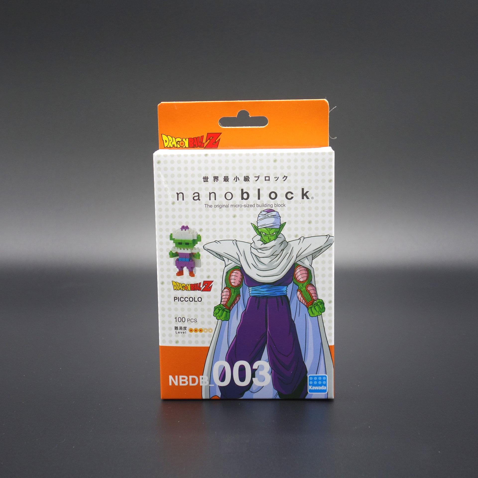 nanoblock Dragonball Z Piccolo