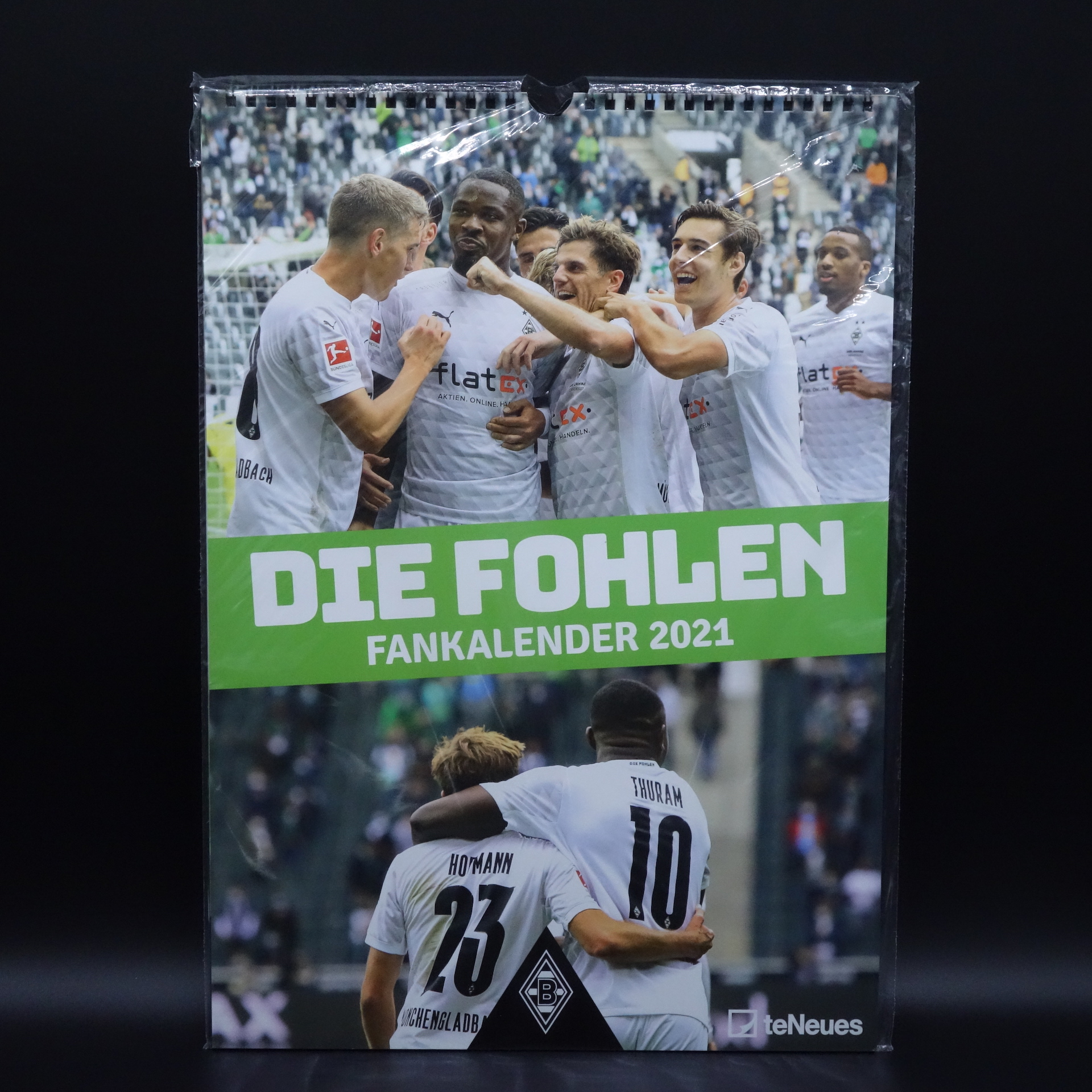 Borussia Mönchengladbach Fan Kalender 2021 Die Fohlen