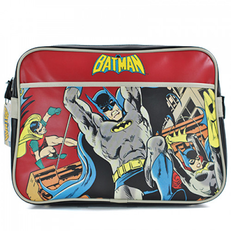 Batman Robin Catwoman Schultertasche Tasche
