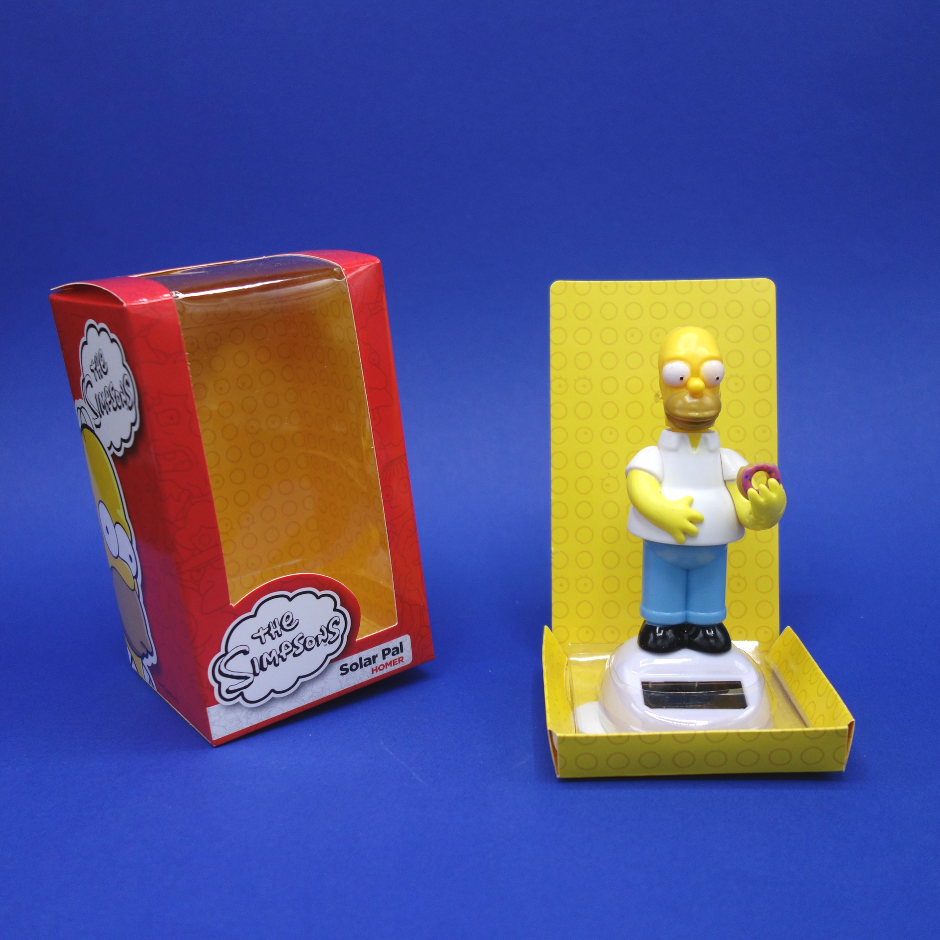 Homer Simpson Solar Figur The Simpsons