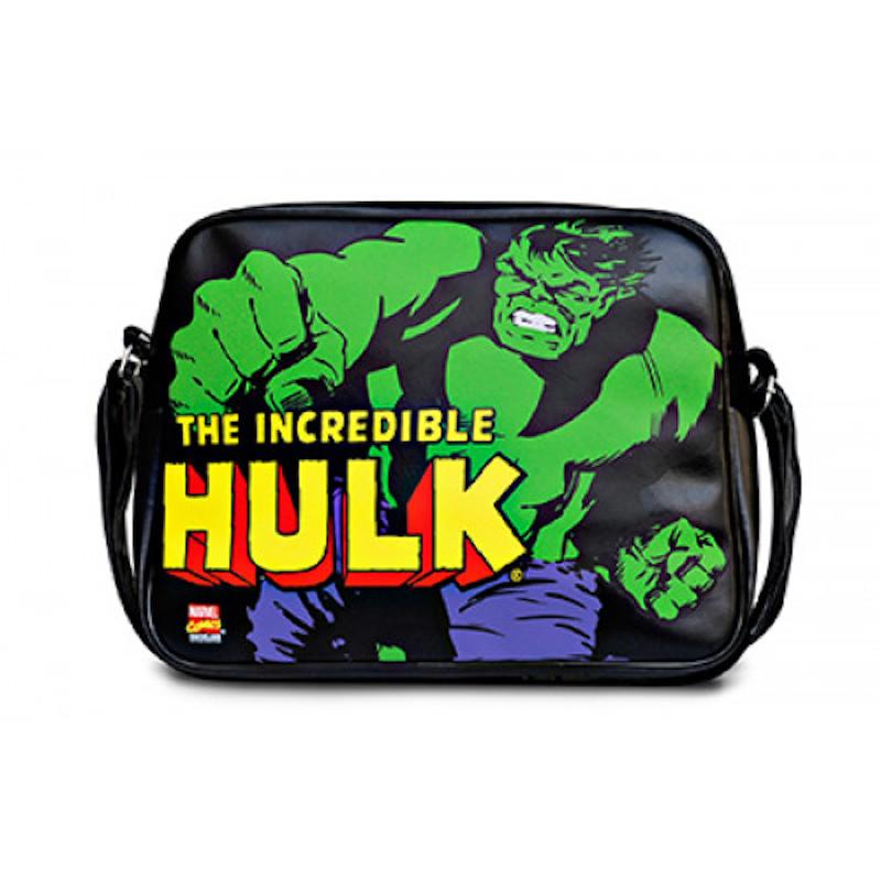 Hulk Schultertasche Marvel Tasche