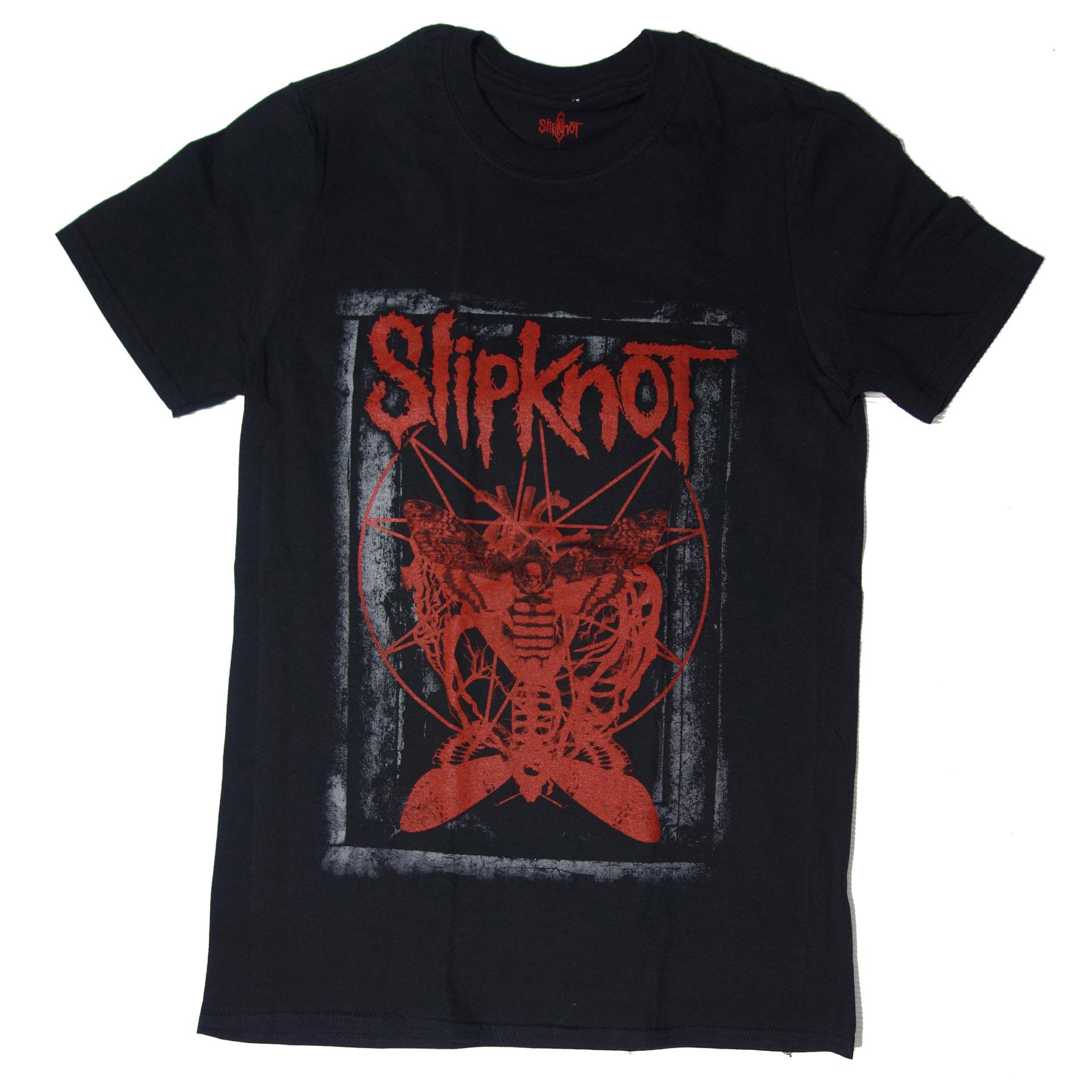 T-Shirt Slipknot Dead Effect