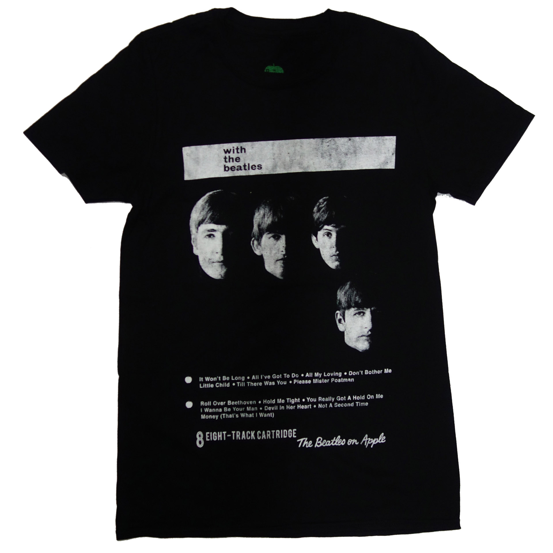 T-Shirt The Beatles With the Beatles