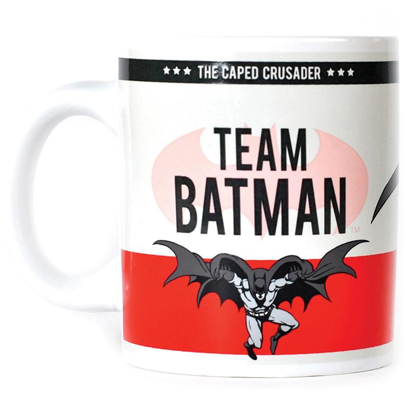"""Batman Tasse Mug """"Team Batman"""""""