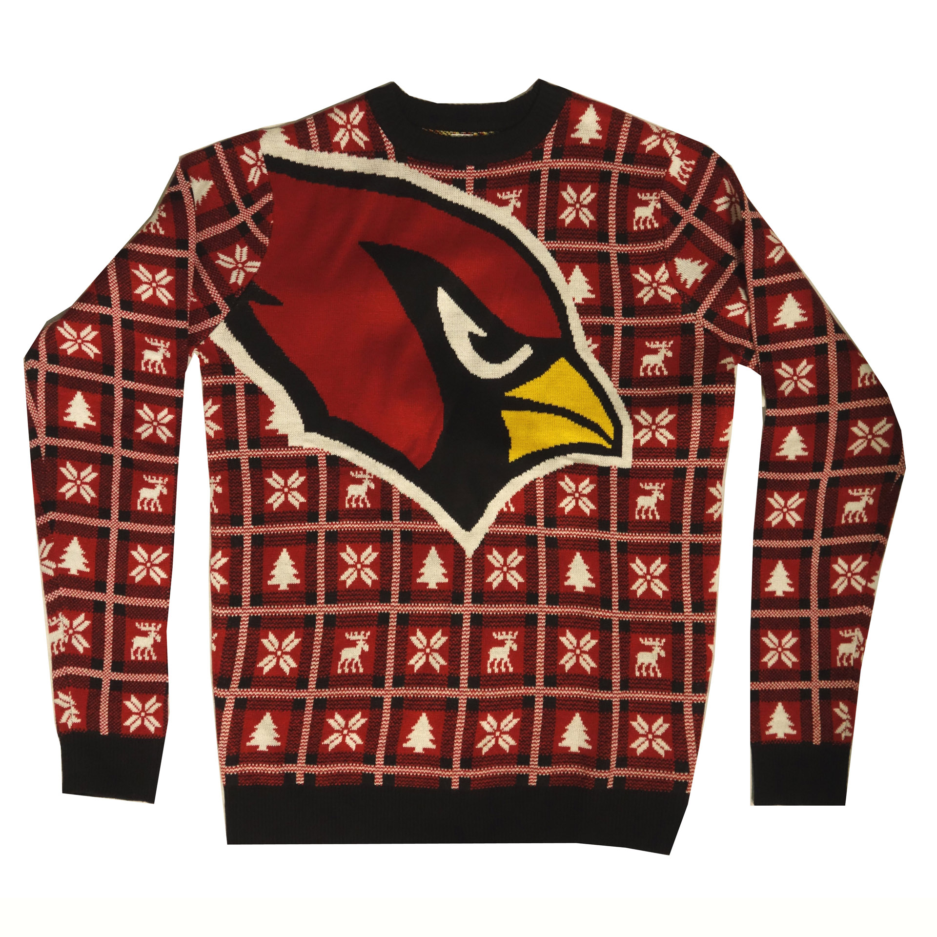 NFL Pullover Christmas Arizona Cardinals Ugly Sweater