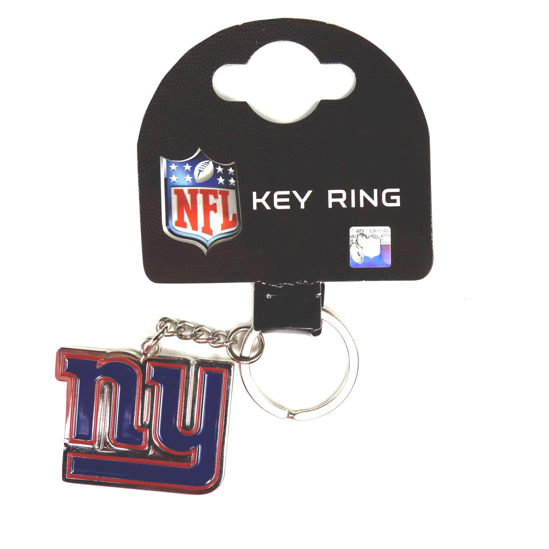 NFL Schlüsselanhänger New York Giants