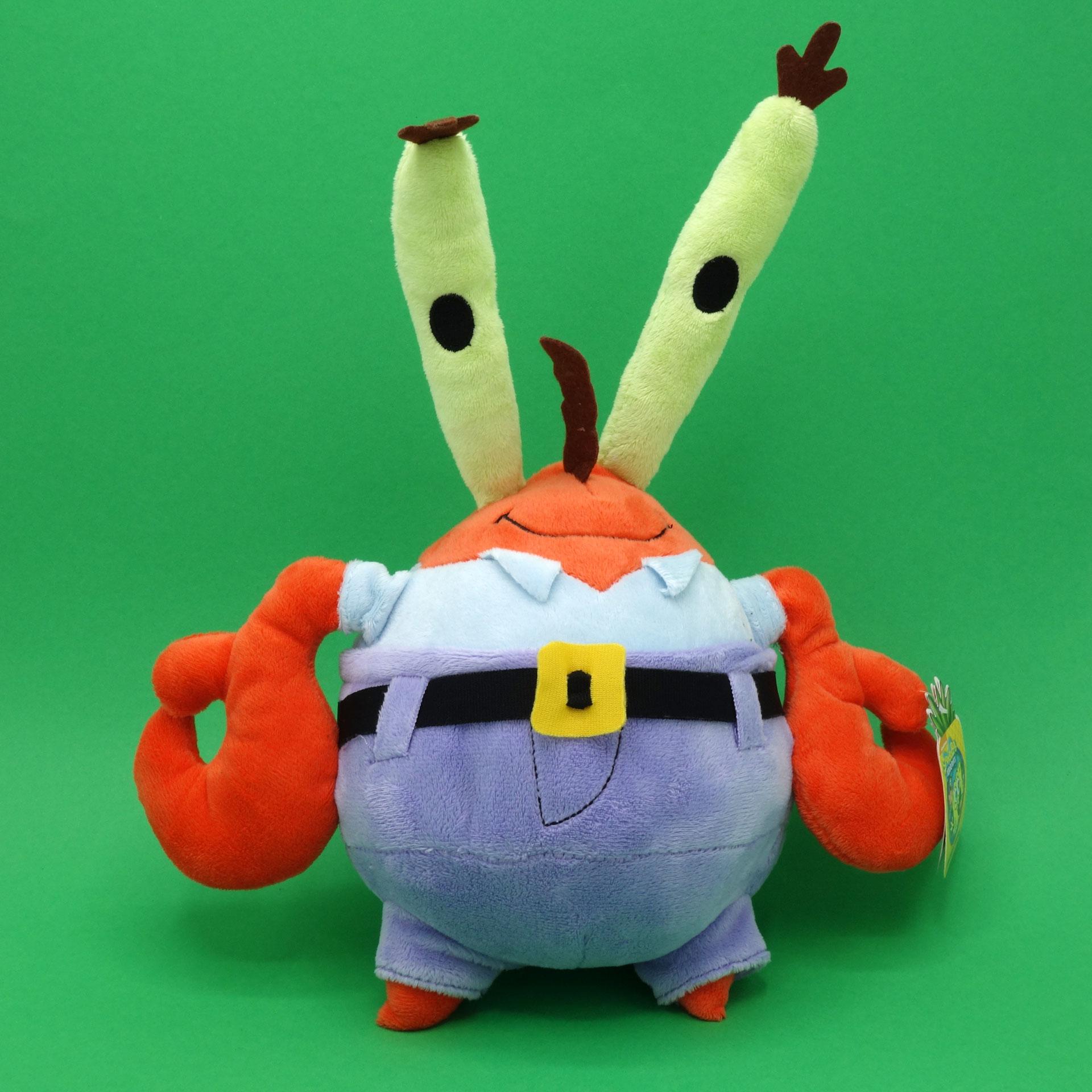 SpongeBob Mr. Krabs Eugene H. Krabs Plüsch