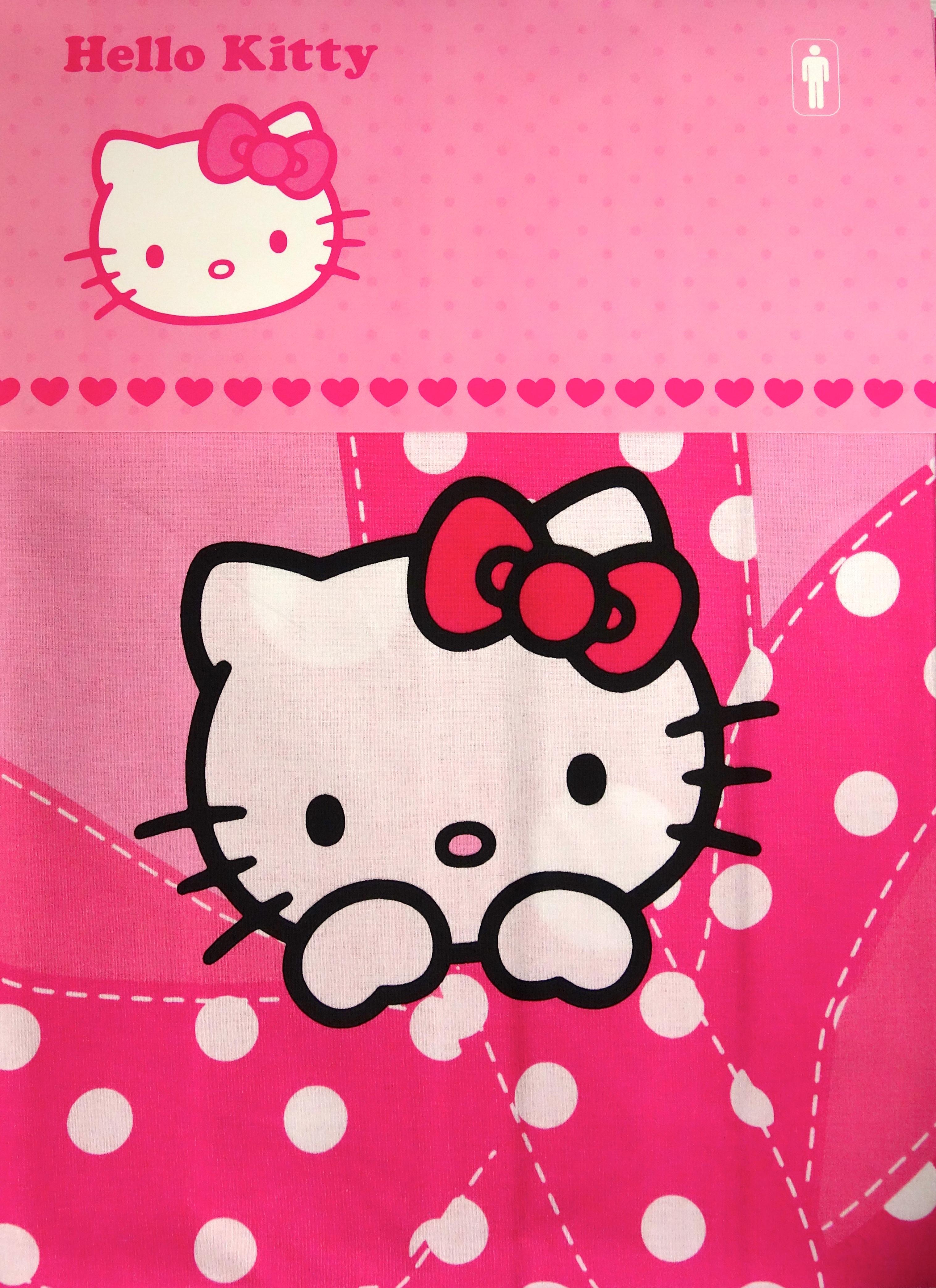 Hello Kitty Bettwäsche  Plum Etis