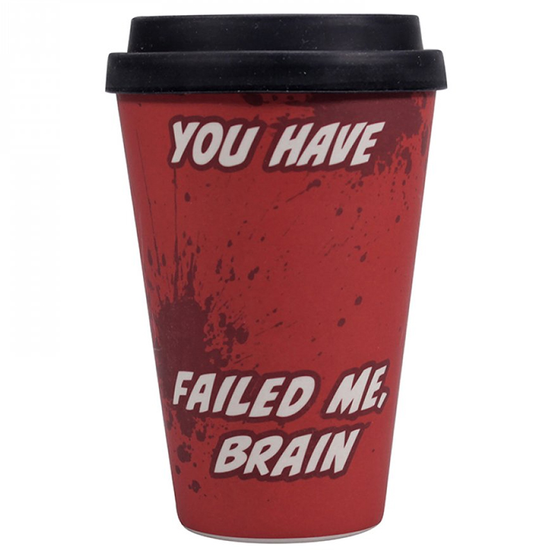 Deadpool Coffee To Go Becher Travel Mug