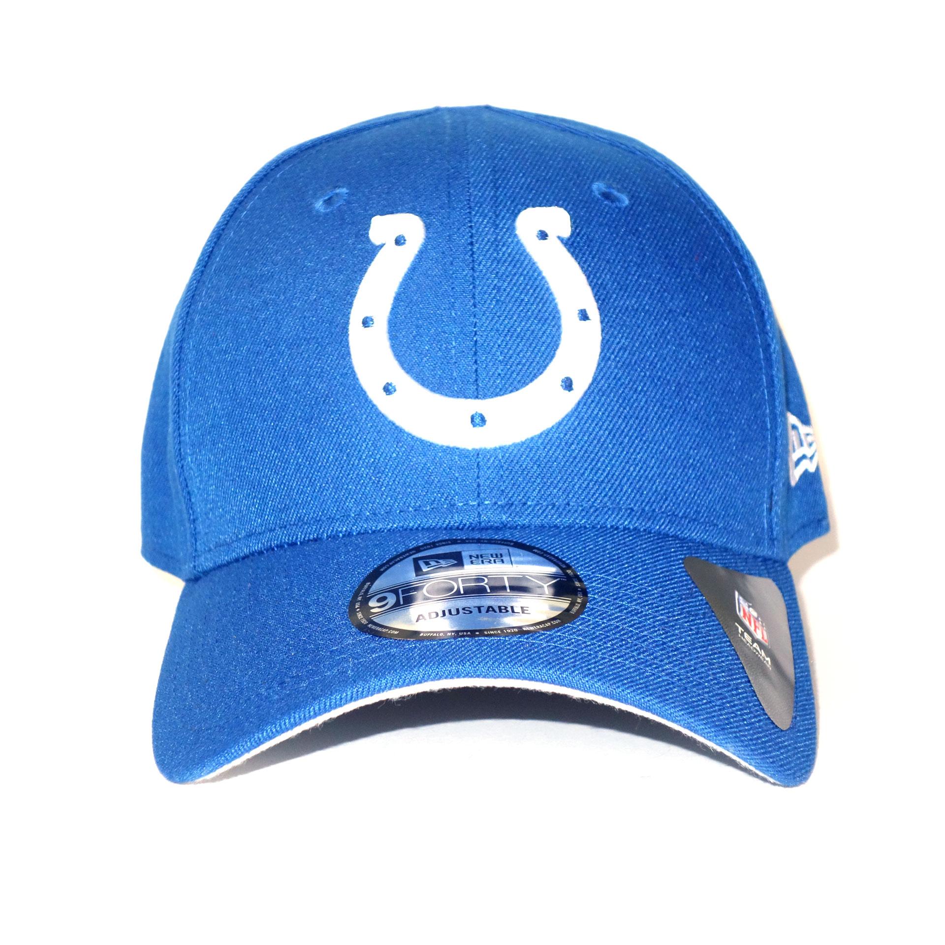 NFL New Era Cap Indianapolis Colts