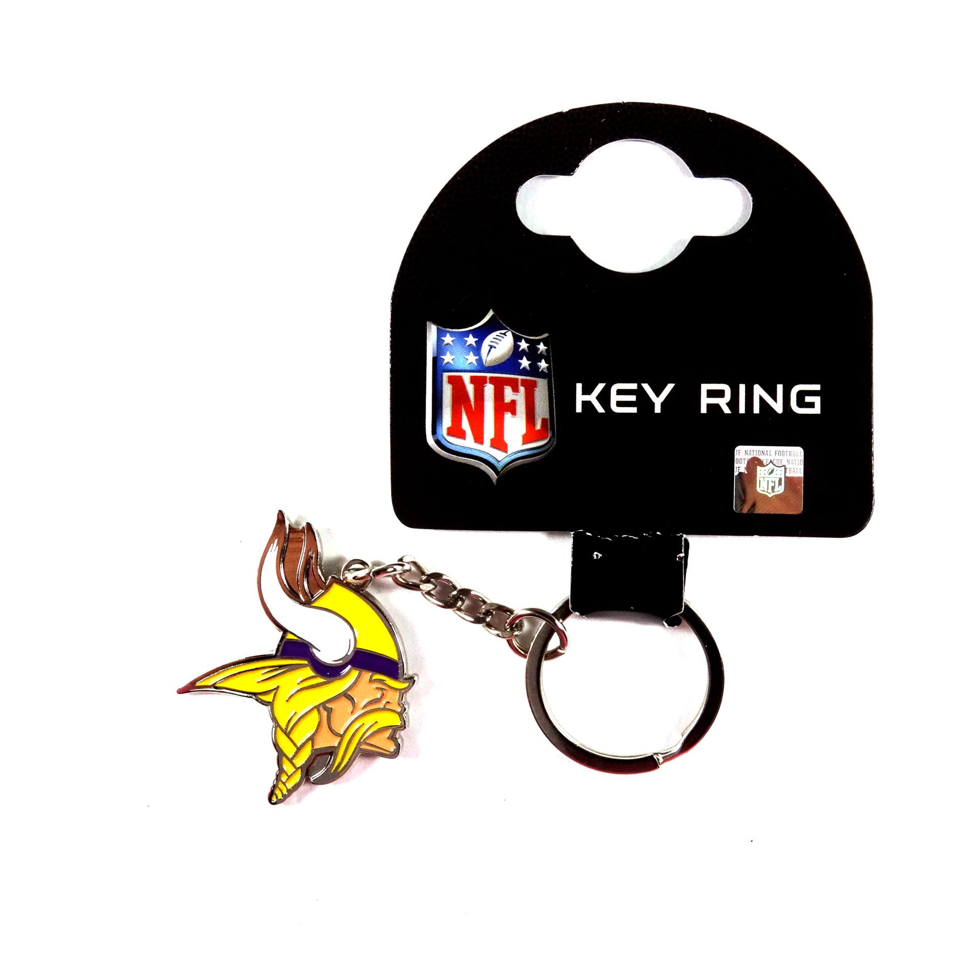 NFL Schlüsselanhänger Minnesota Vikings