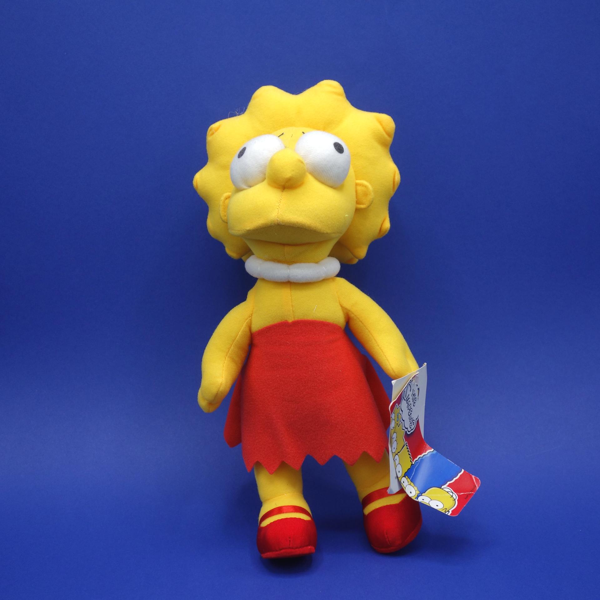 Lisa Simpson Plüsch Figur The Simpson