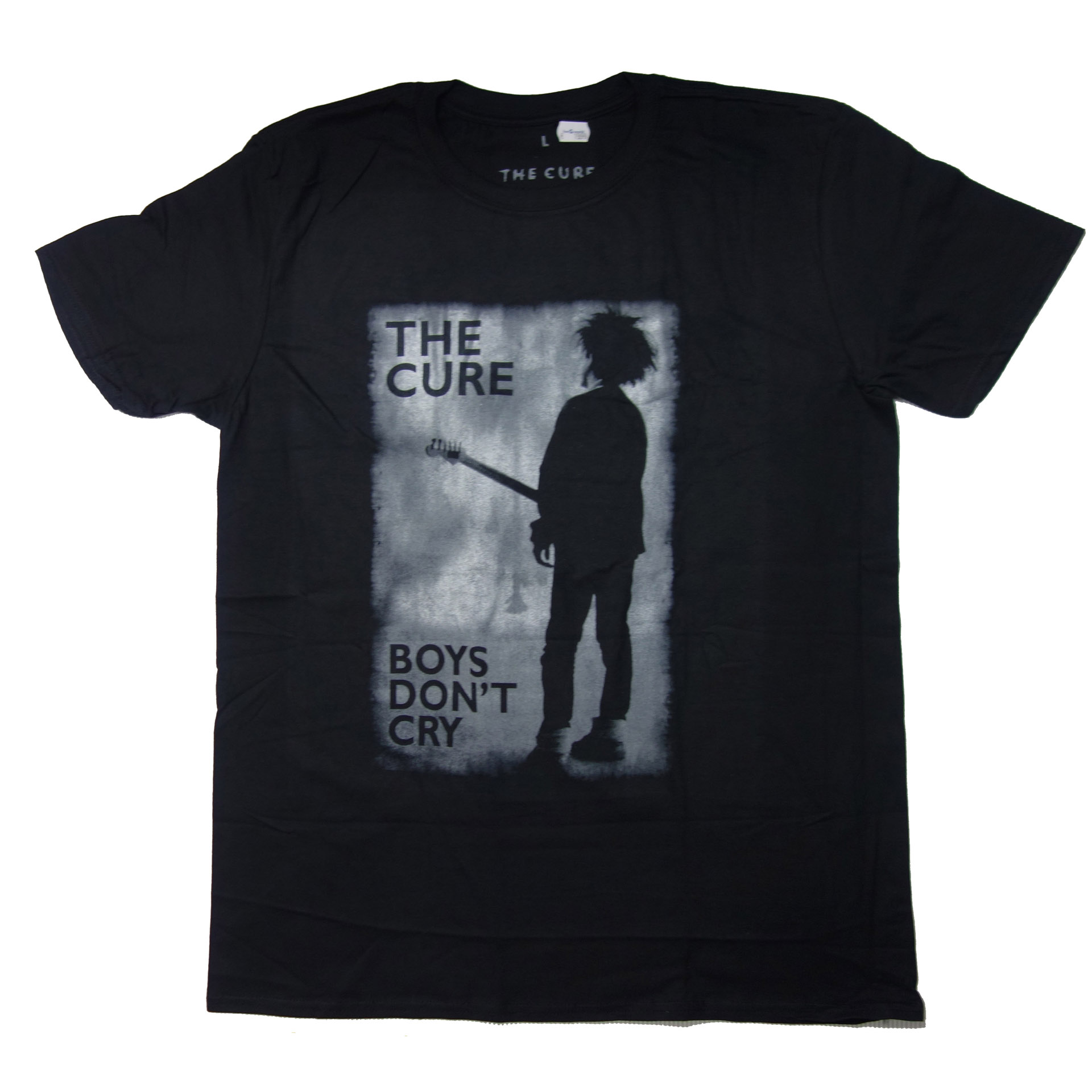 T-Shirt The Cure Boys Don't Cry