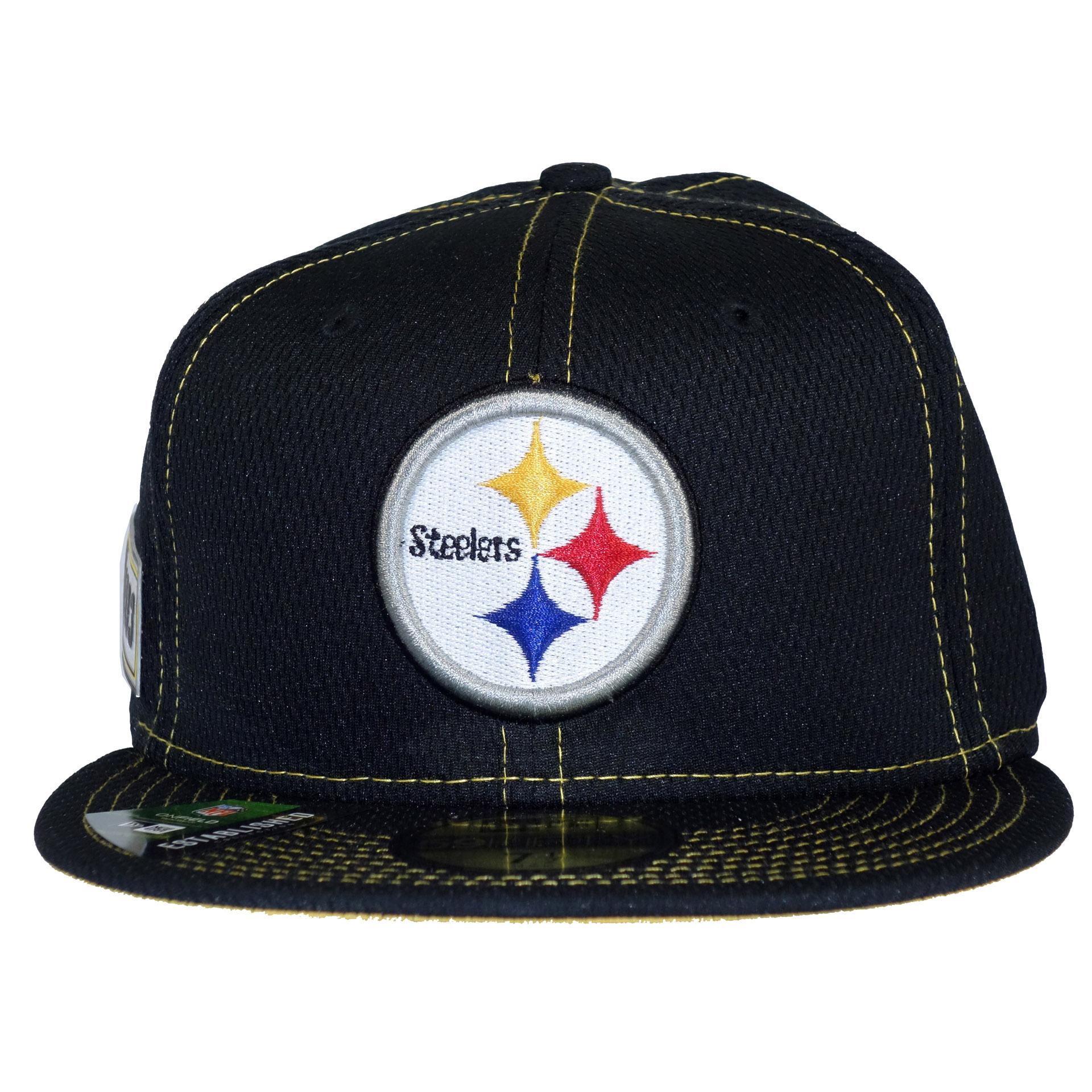 NFL New Era Cap Pittsburgh Steelers