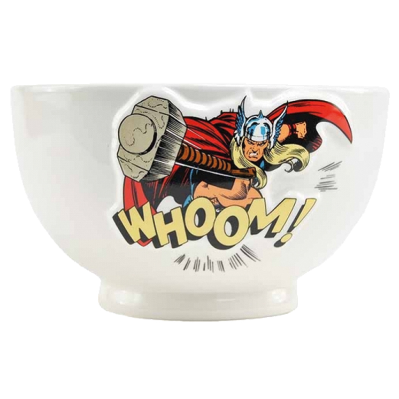 Thor Schüssel mit 3D Motiv Embossed Bowl