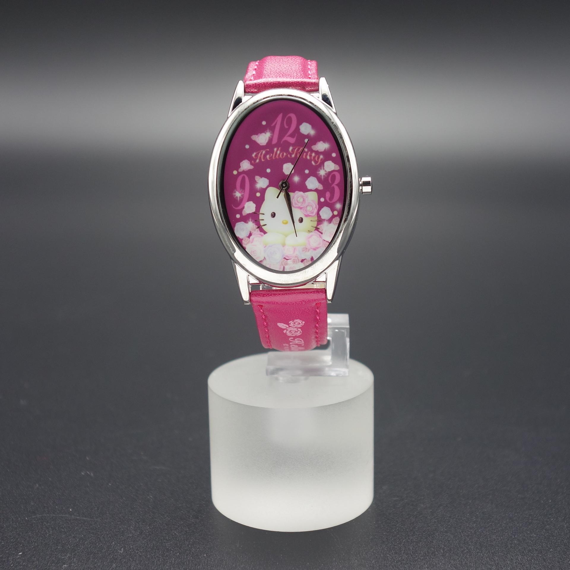 Hello Kitty Damen Armbanduhr
