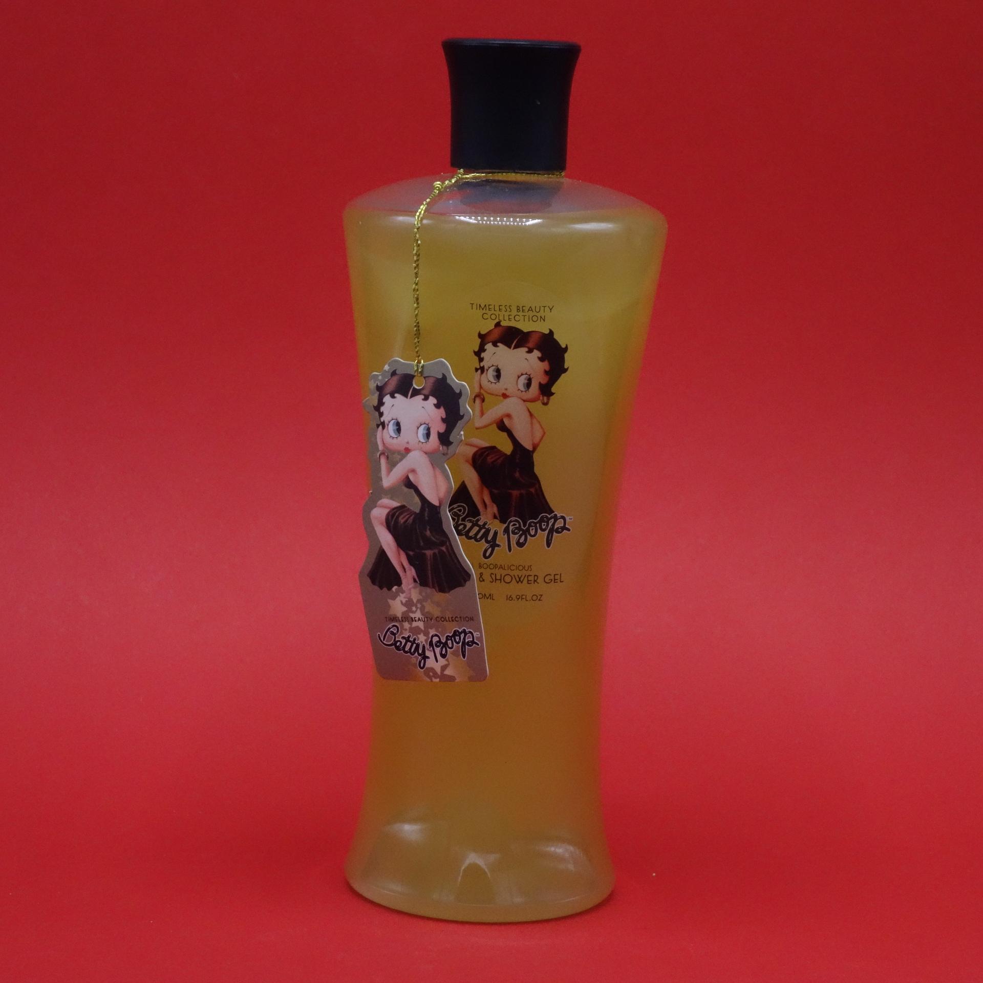 Betty Boop Bade- & Duschgel