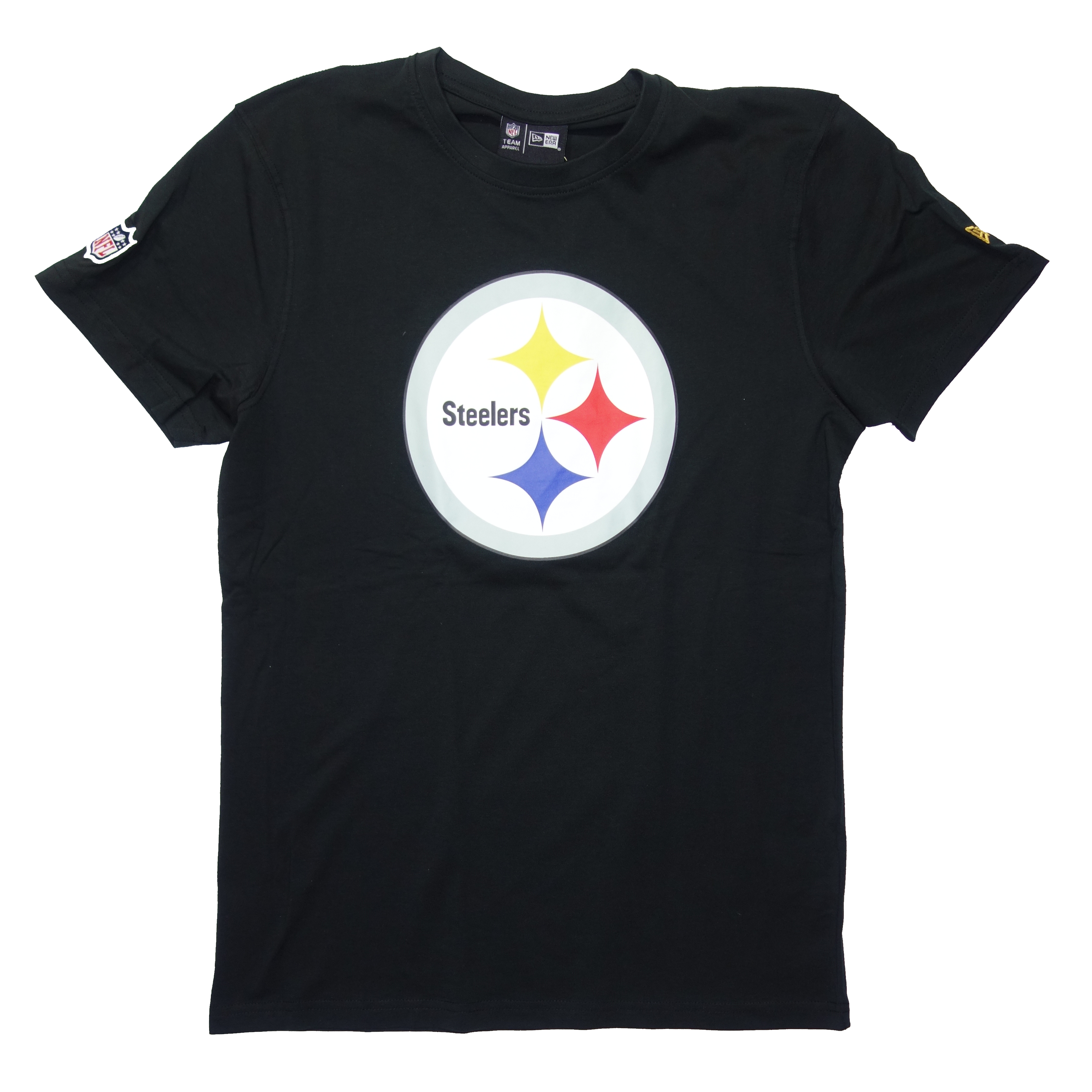 NFL New Era T-Shirt Pittsburgh Steelers Logo