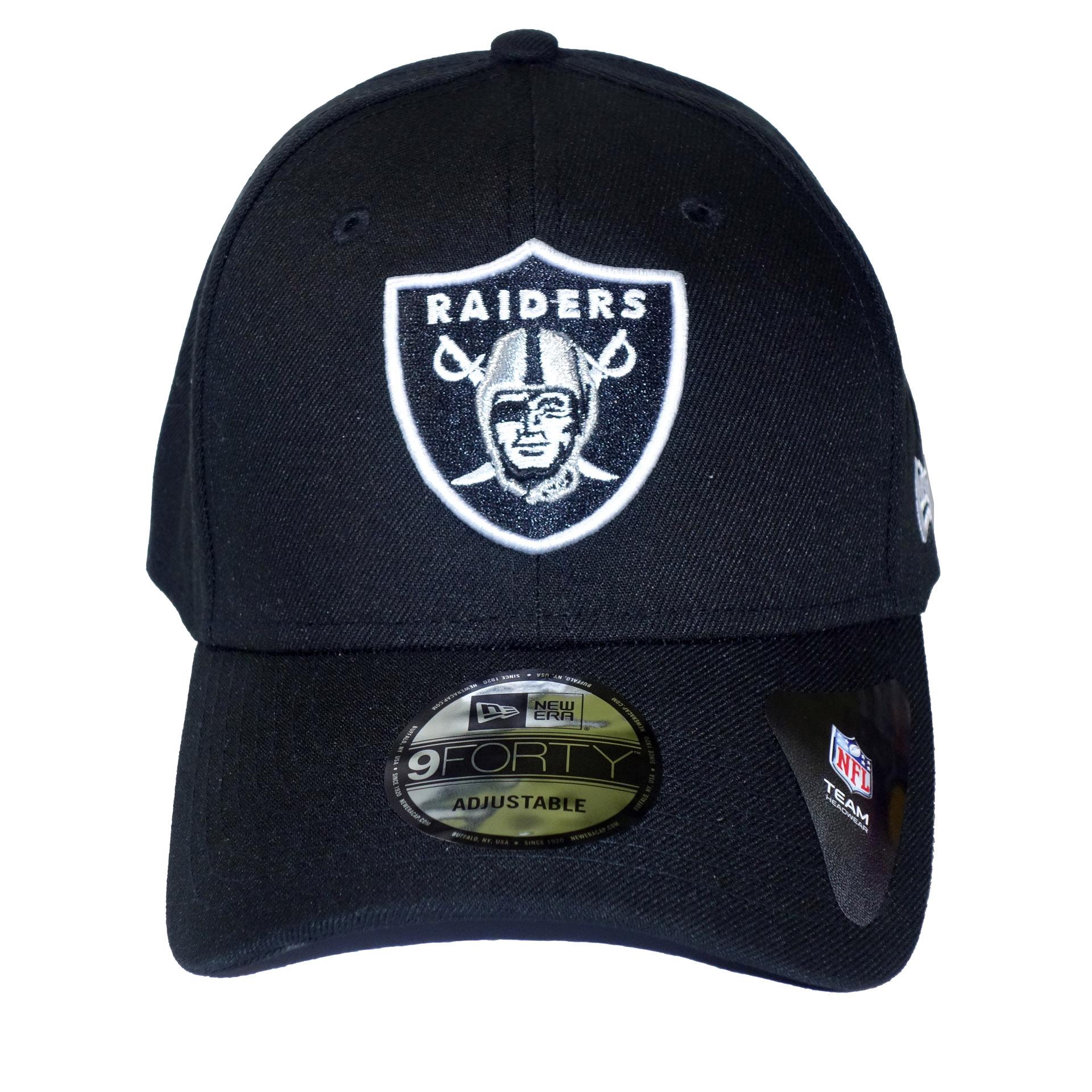 NFL New Era Cap Las Vegas Raiders