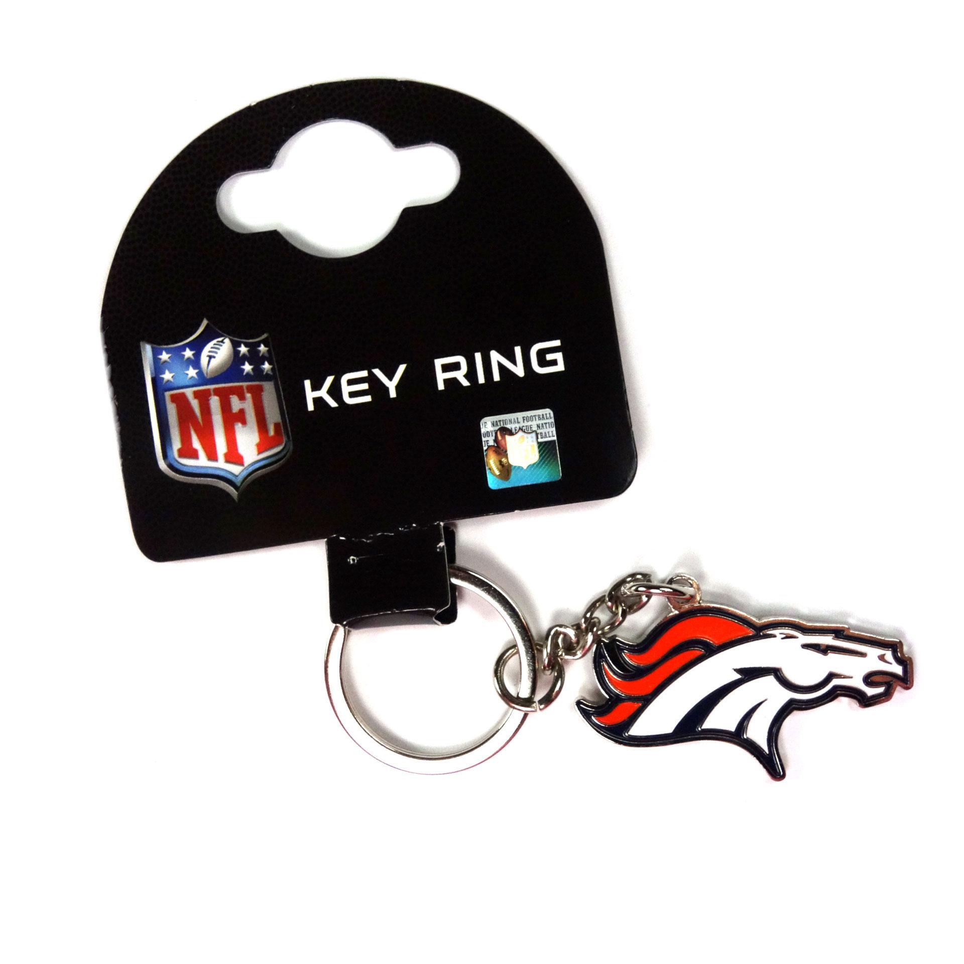 NFL Schlüsselanhänger Denver Broncos