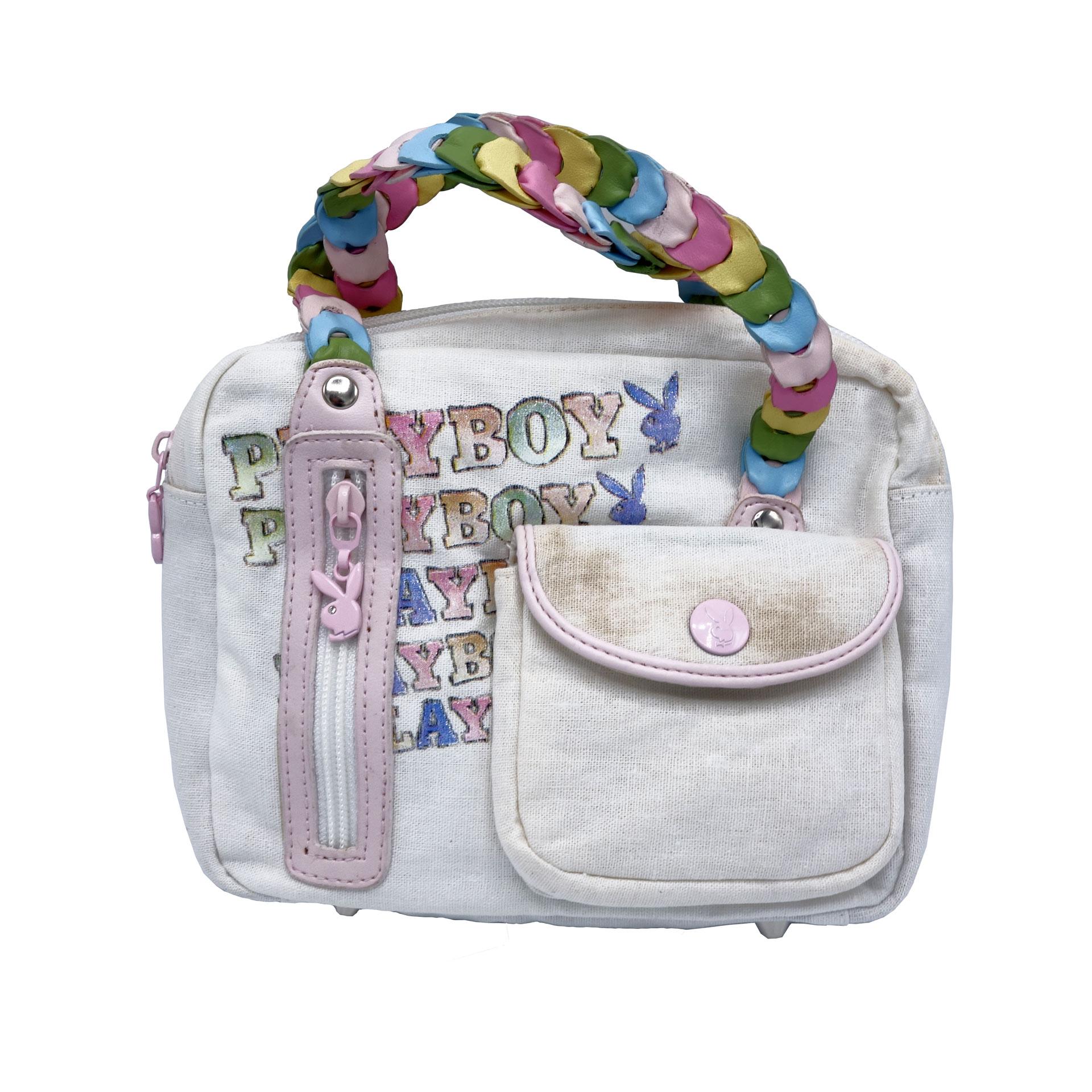 Playboy Kleine Handtasche Colourful Straps