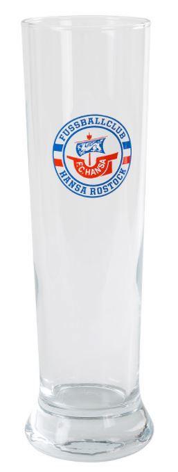 Hansa Rostock Bierglas